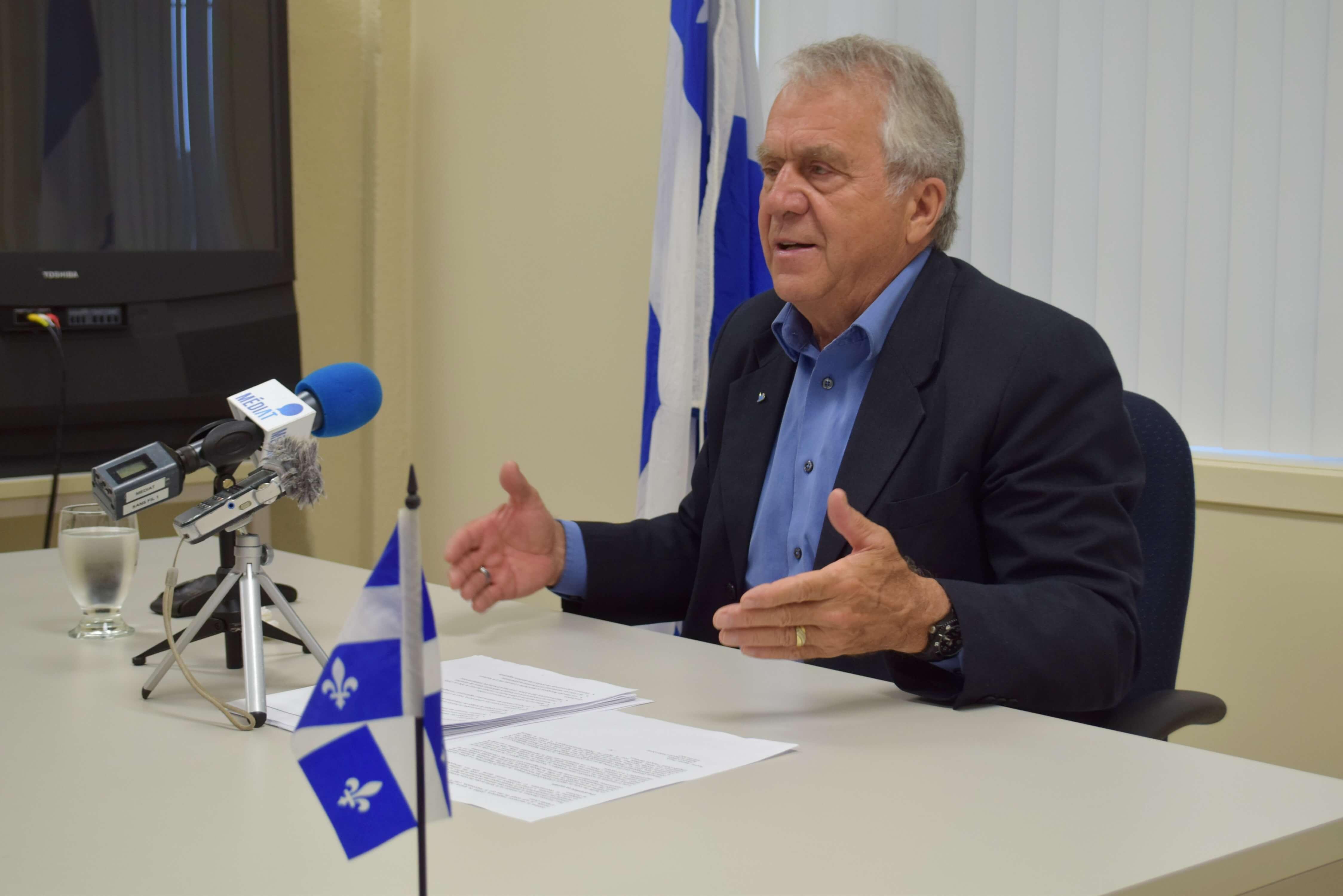 François Gendron bilan session