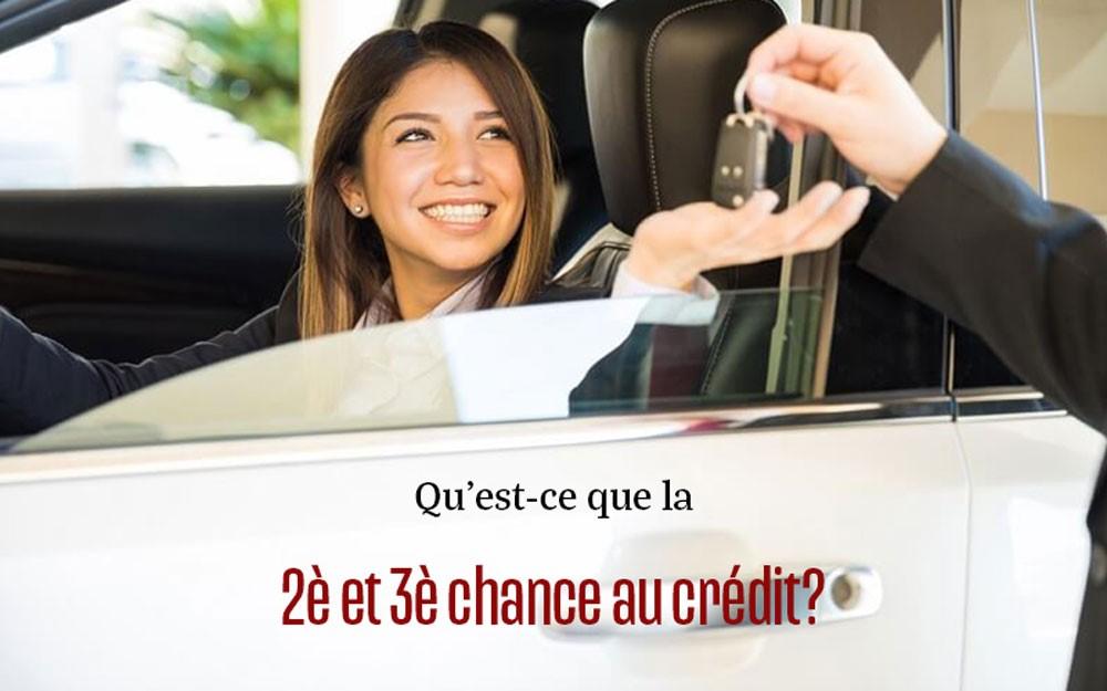 Automobile chance au crédit