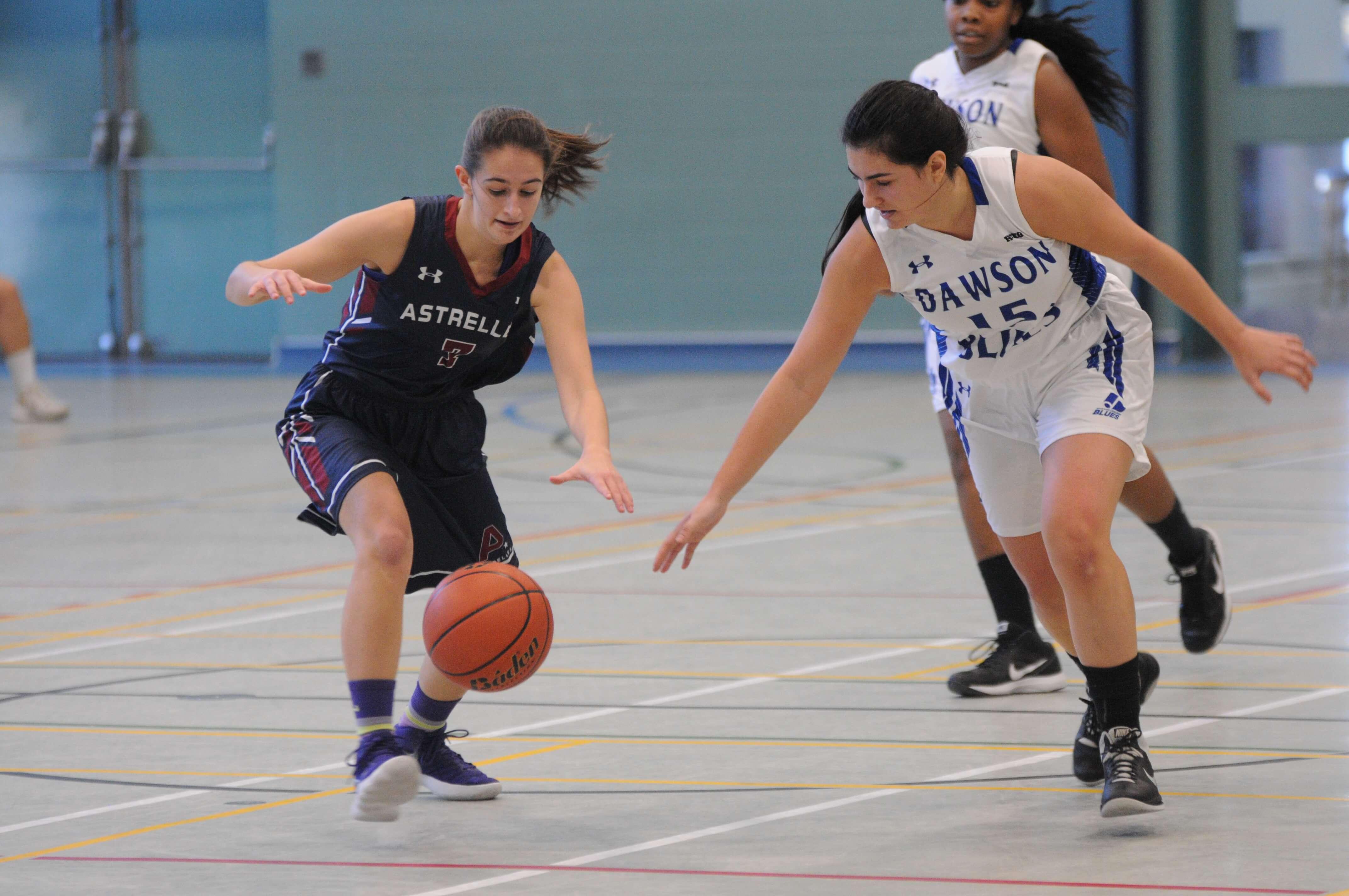 Astrelles basketball