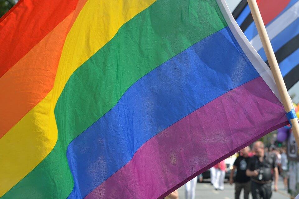 LGBT Drapeau