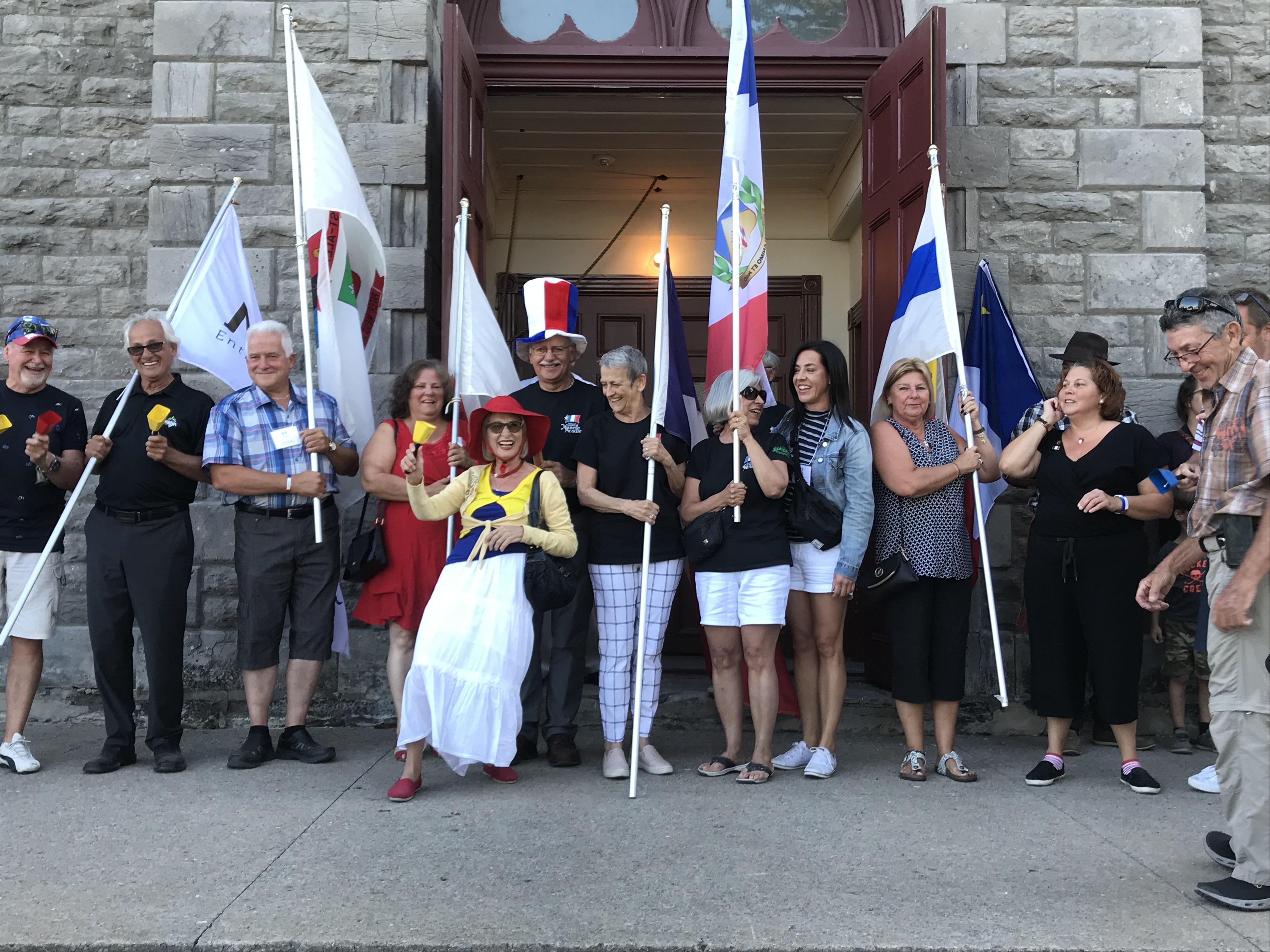 Festival acadien Nouvelle-Acadie 2019