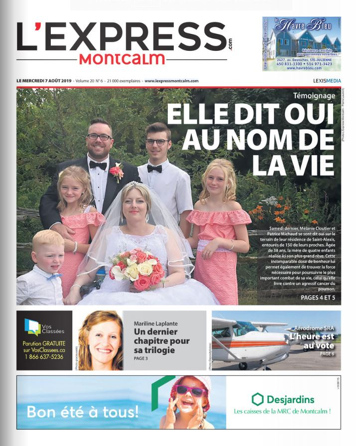 Archives Express Montcalm 7 août 2019
