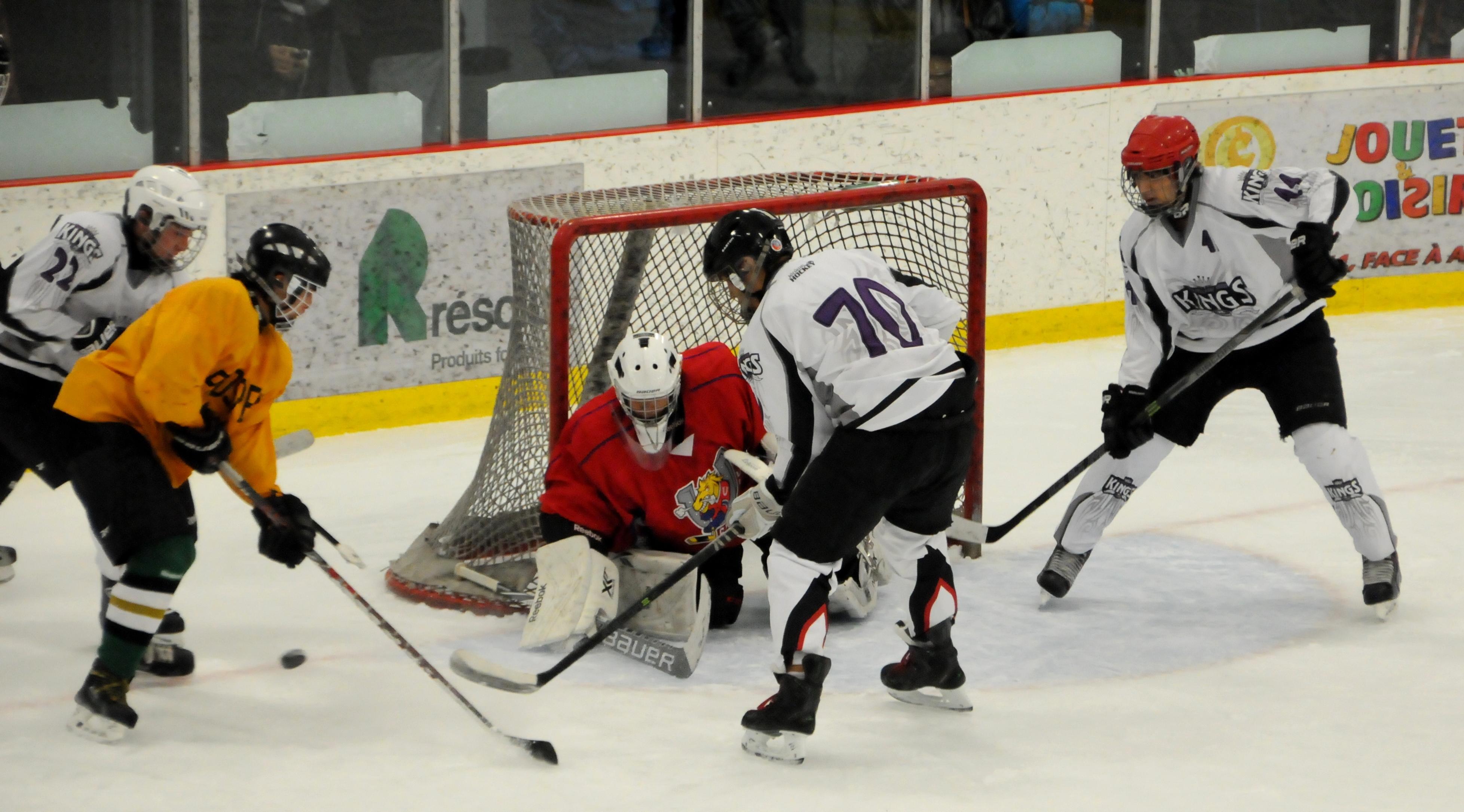 Pikogan tournoi hockey