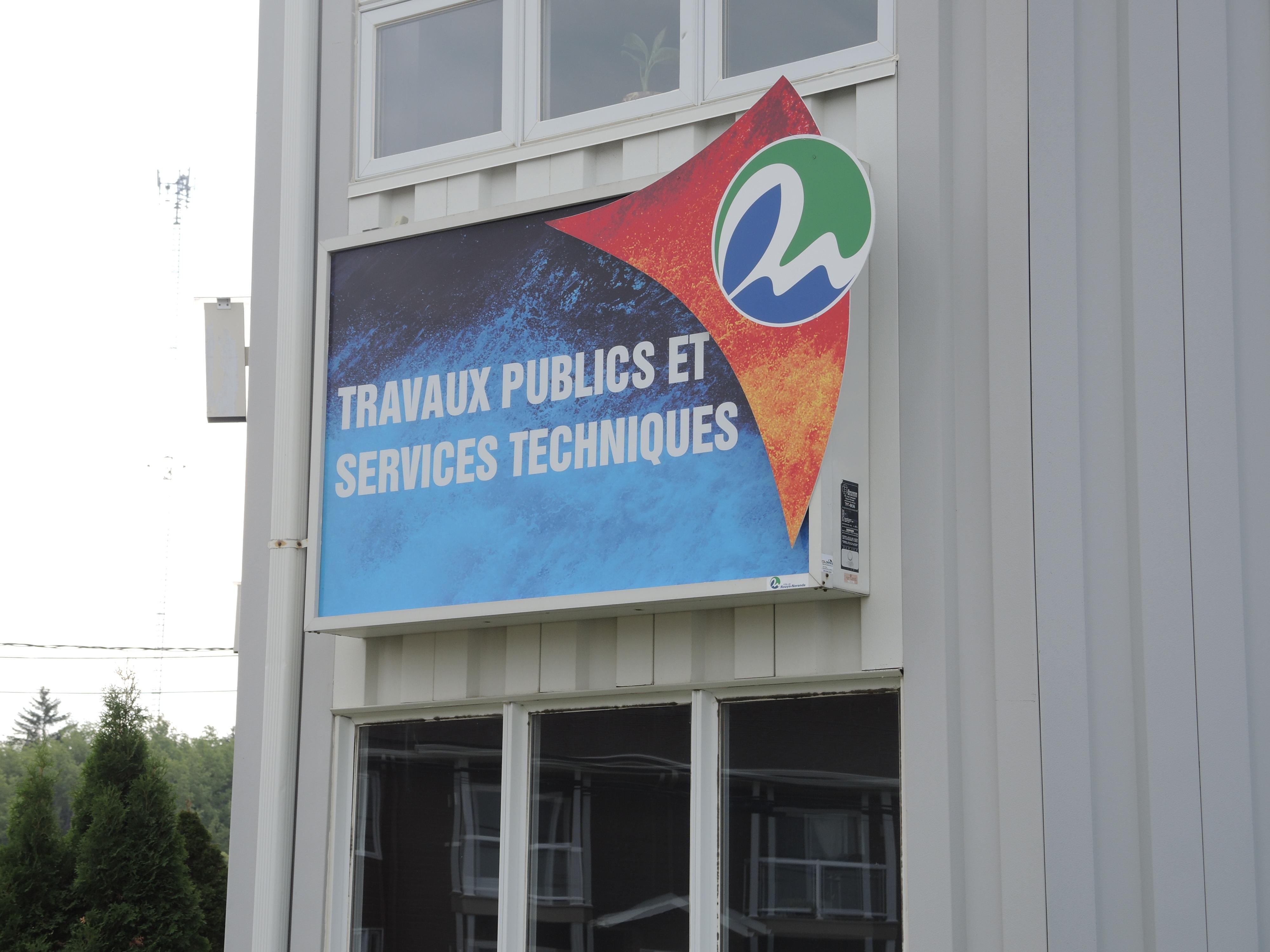 Travaux publics Rouyn-Noranda