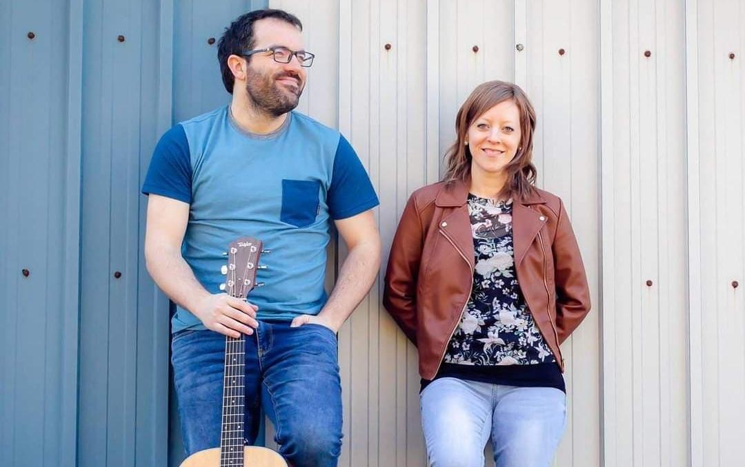 Benoit Grenier et Sabrina Julien
