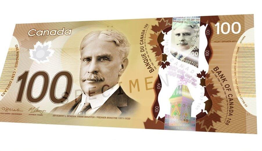 Des fraudeurs passent des nouveaux faux 100$