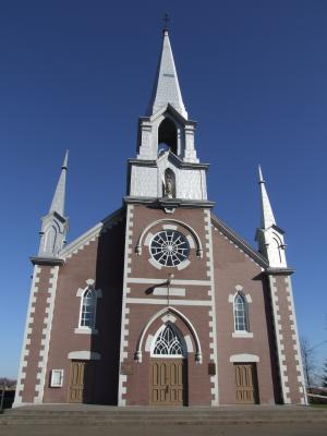 église Ile Dupas