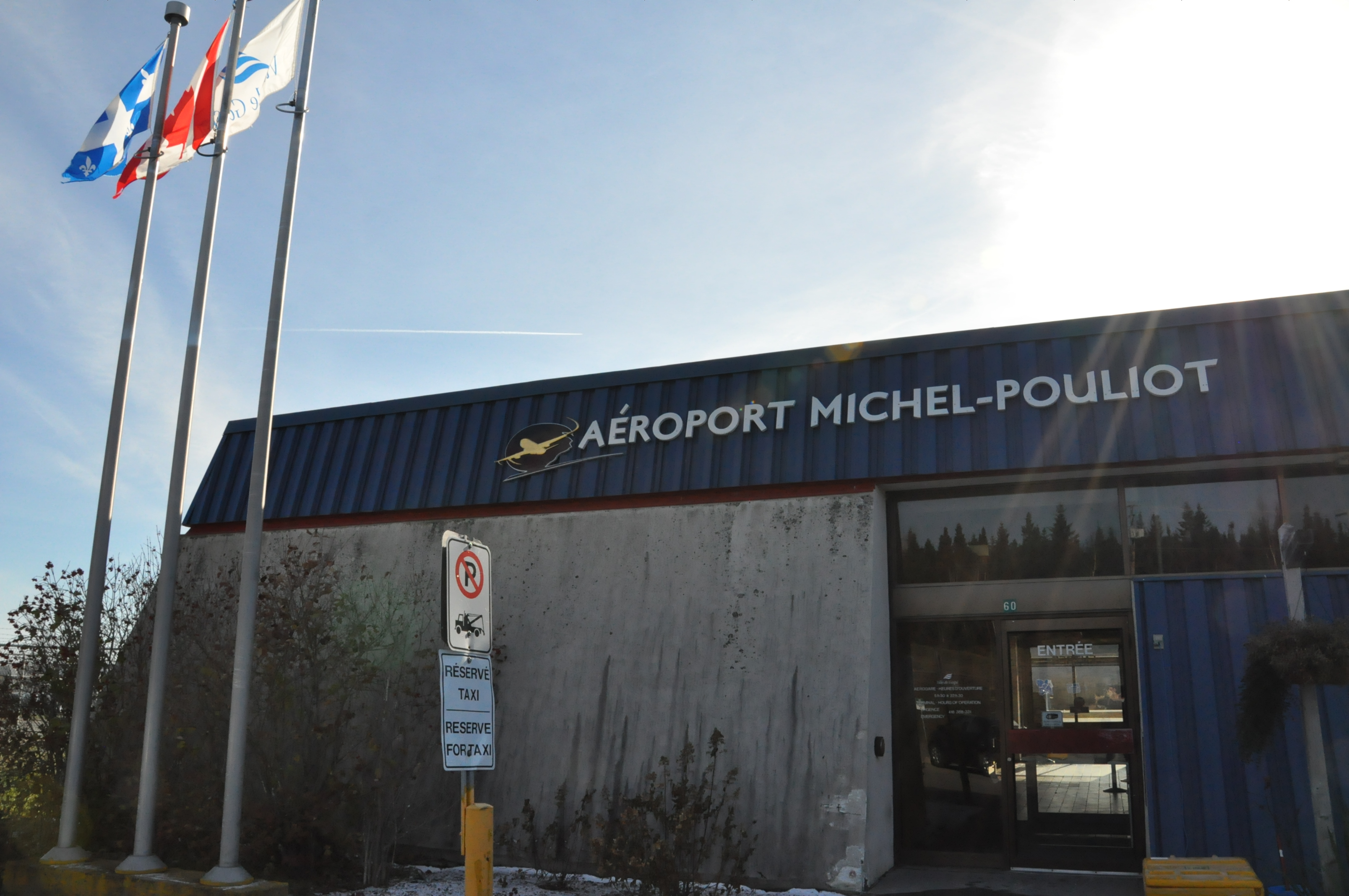 Aéroport Michel-Pouliot