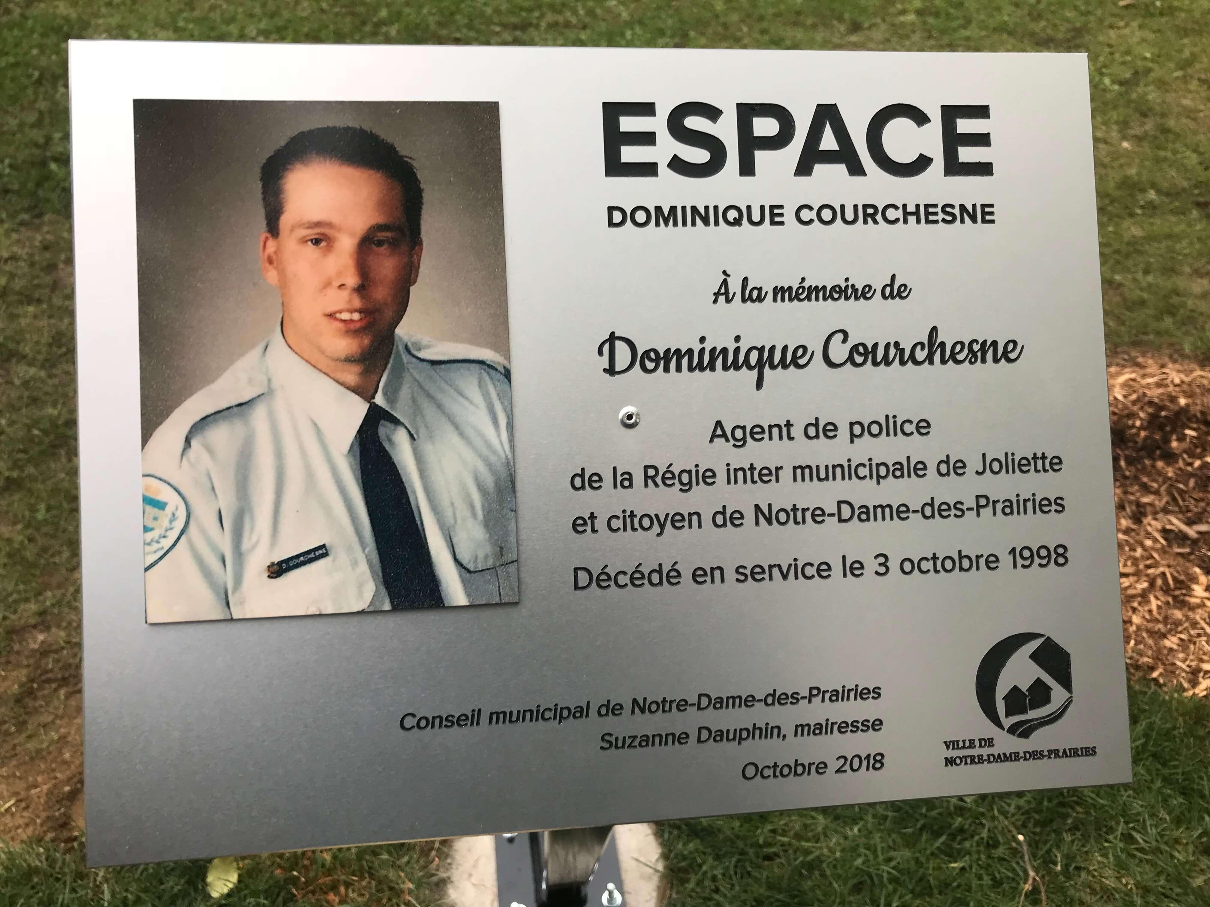 Espace Dominique Courchesne