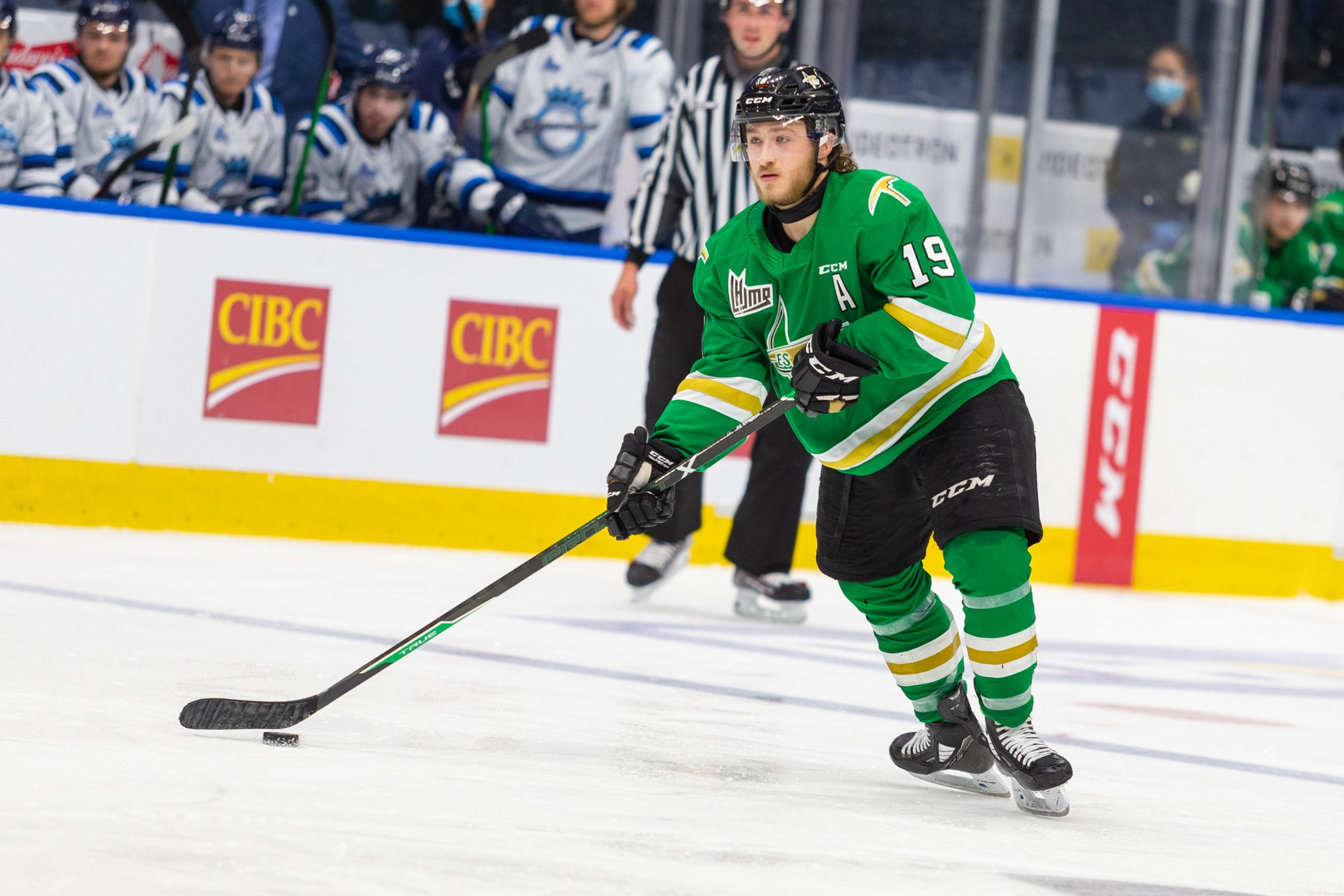 Justin Robidas - Foreurs Val-d'Or