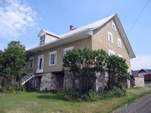 Maison ancestrale Roy de Rimouski