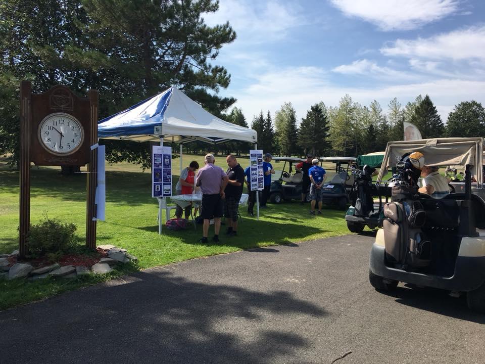 Le tournoi de golf Parkinson/Purdel s'incline devant le coronavirus.
