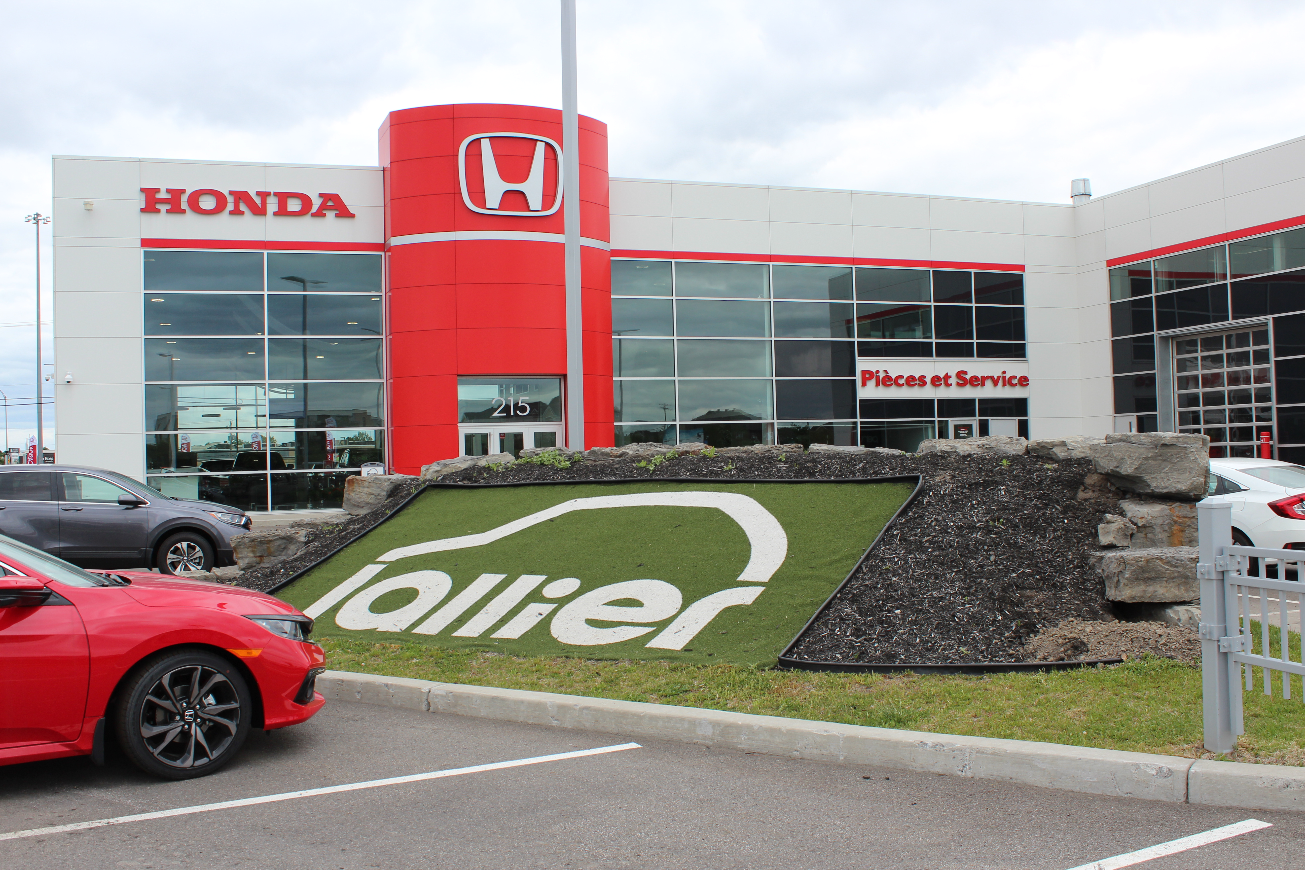 Lallier Honda