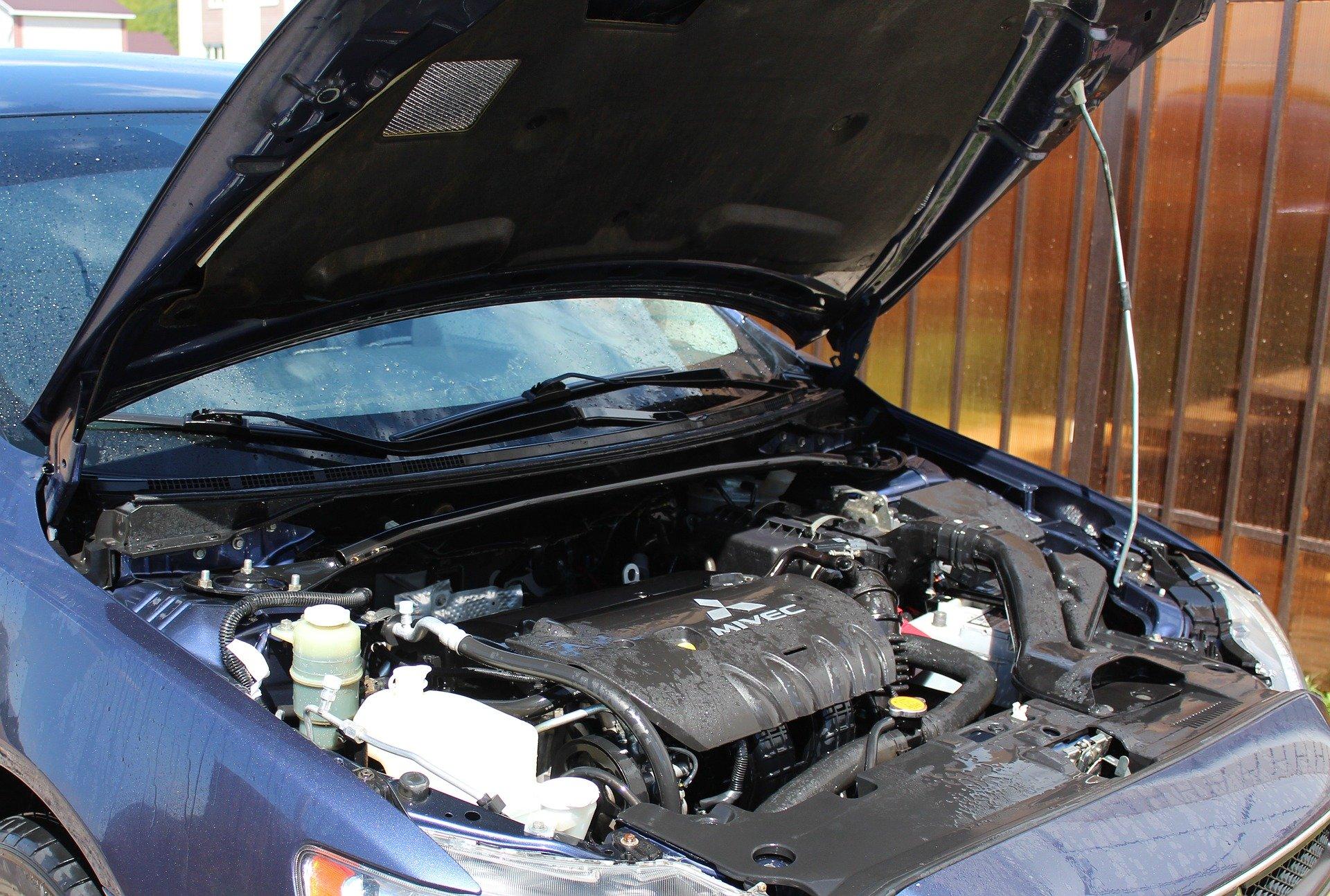 Auto véhicule moteur