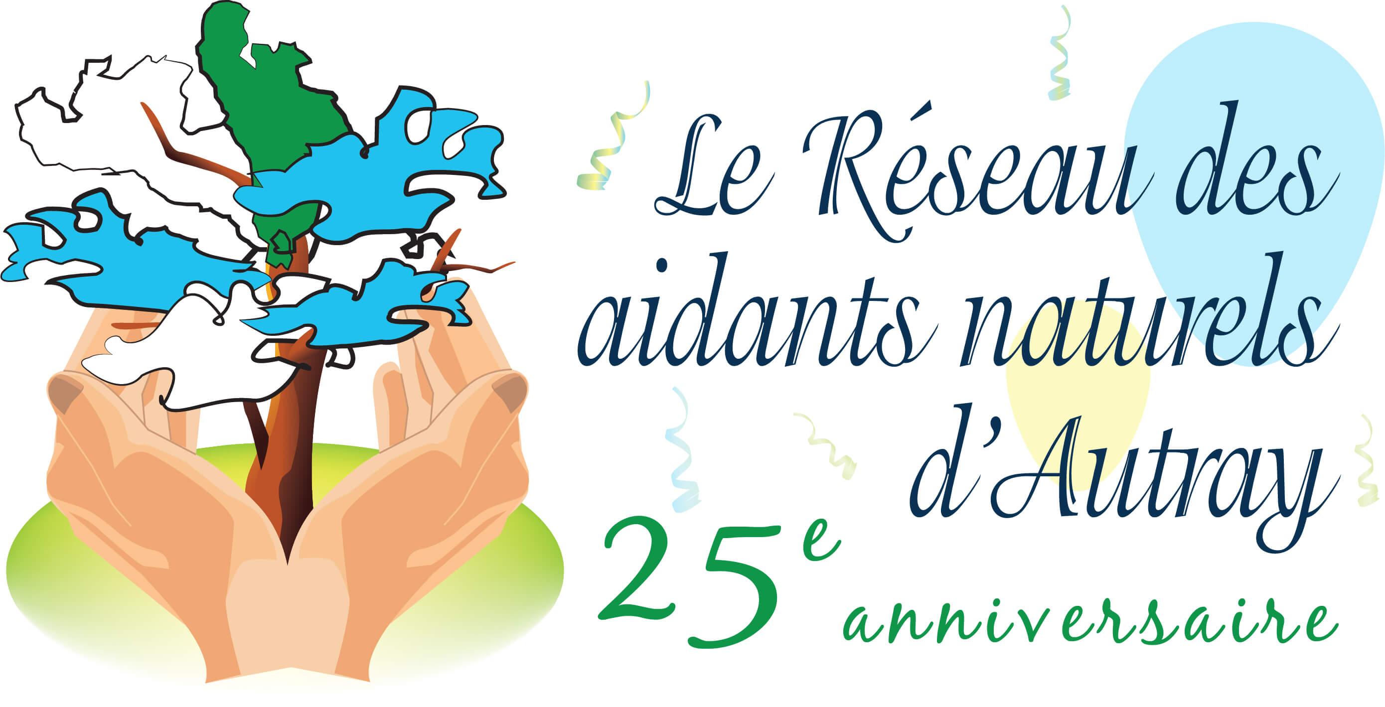 Réseau des aidants naturels D'Autray logo