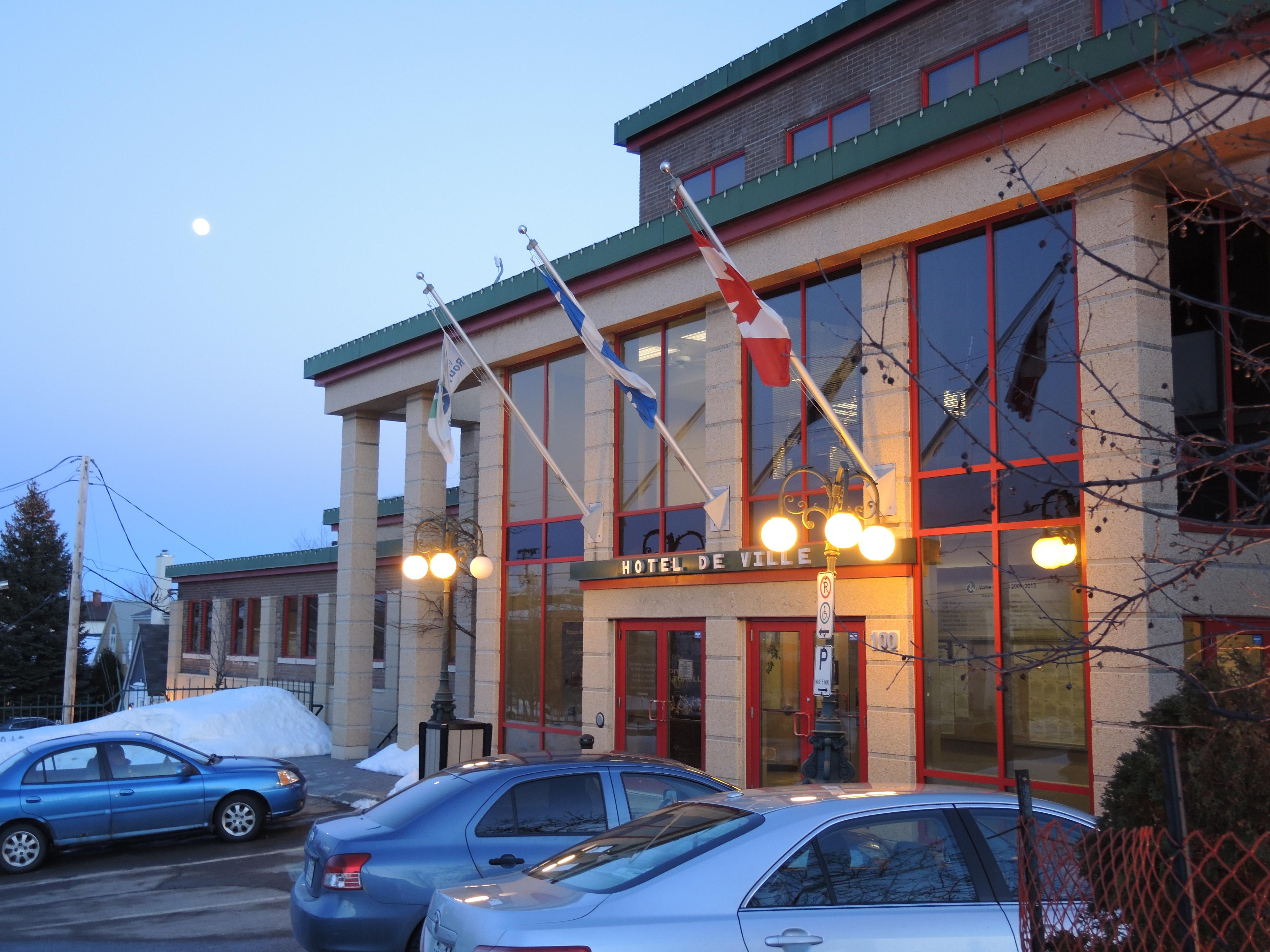 Hôtel de ville Rouyn-Noranda