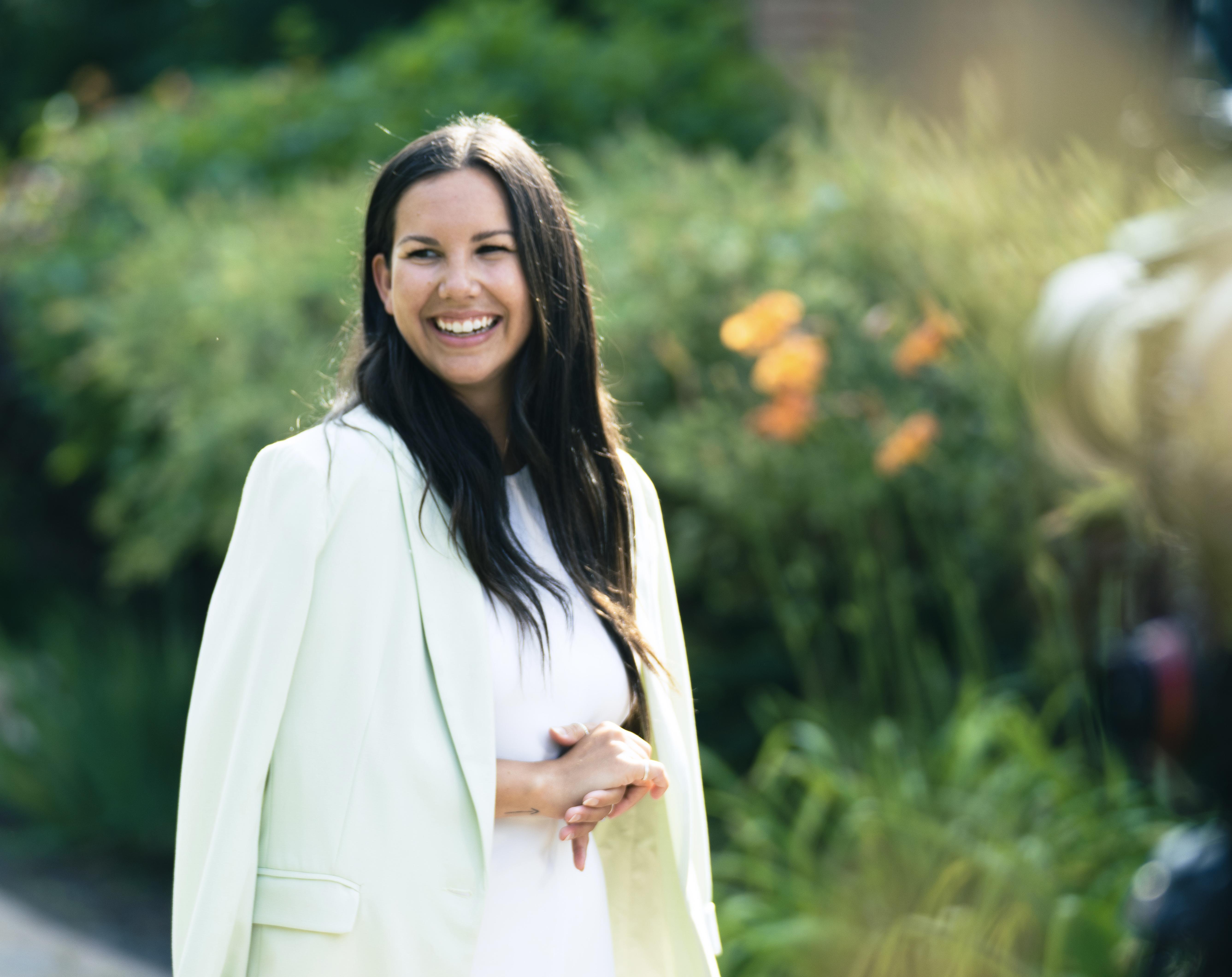 Kristina Michaud tentera d'être élue pour un deuxième mandat dans Avignon-La Mitis-Matane-Matapédia.