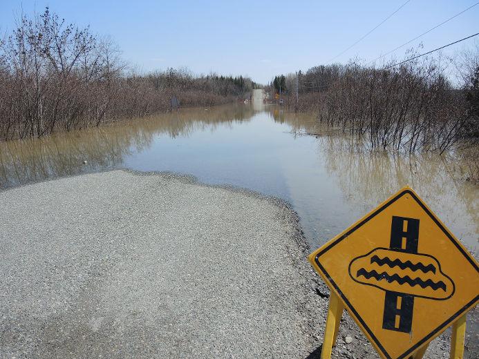 inondation climat
