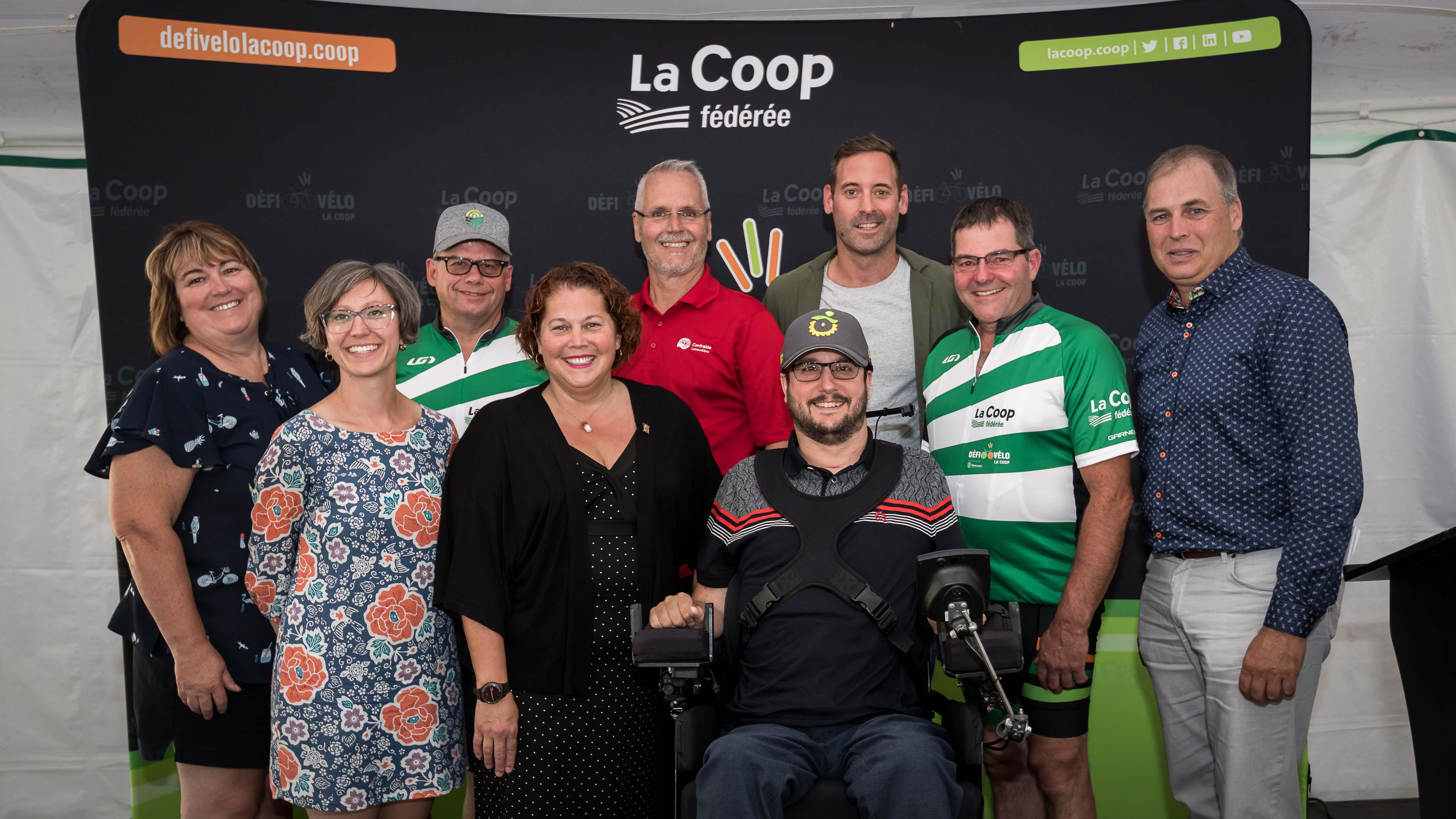 Défi Vélo La Coop