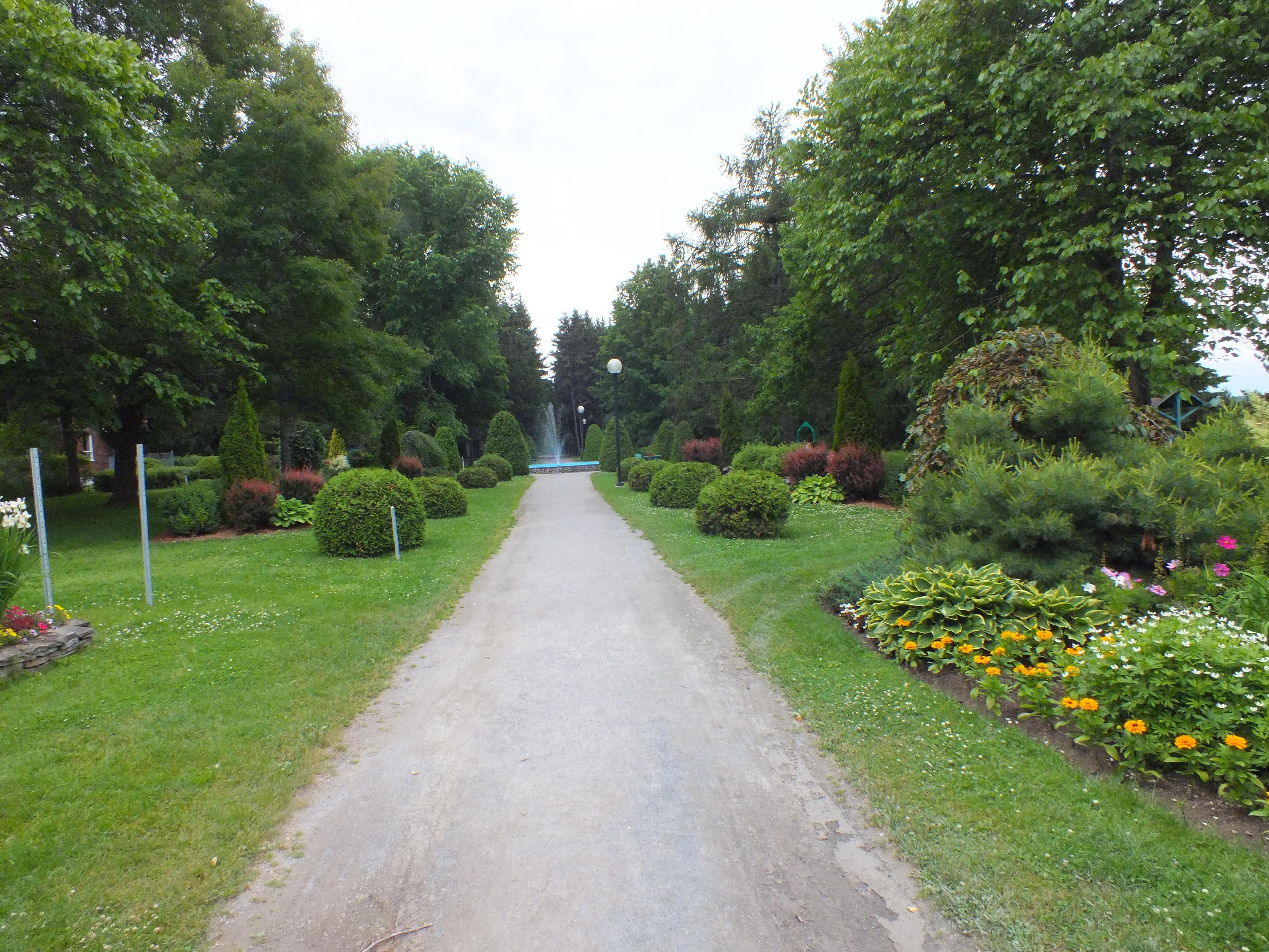 Parc Lepage, Rimouski.