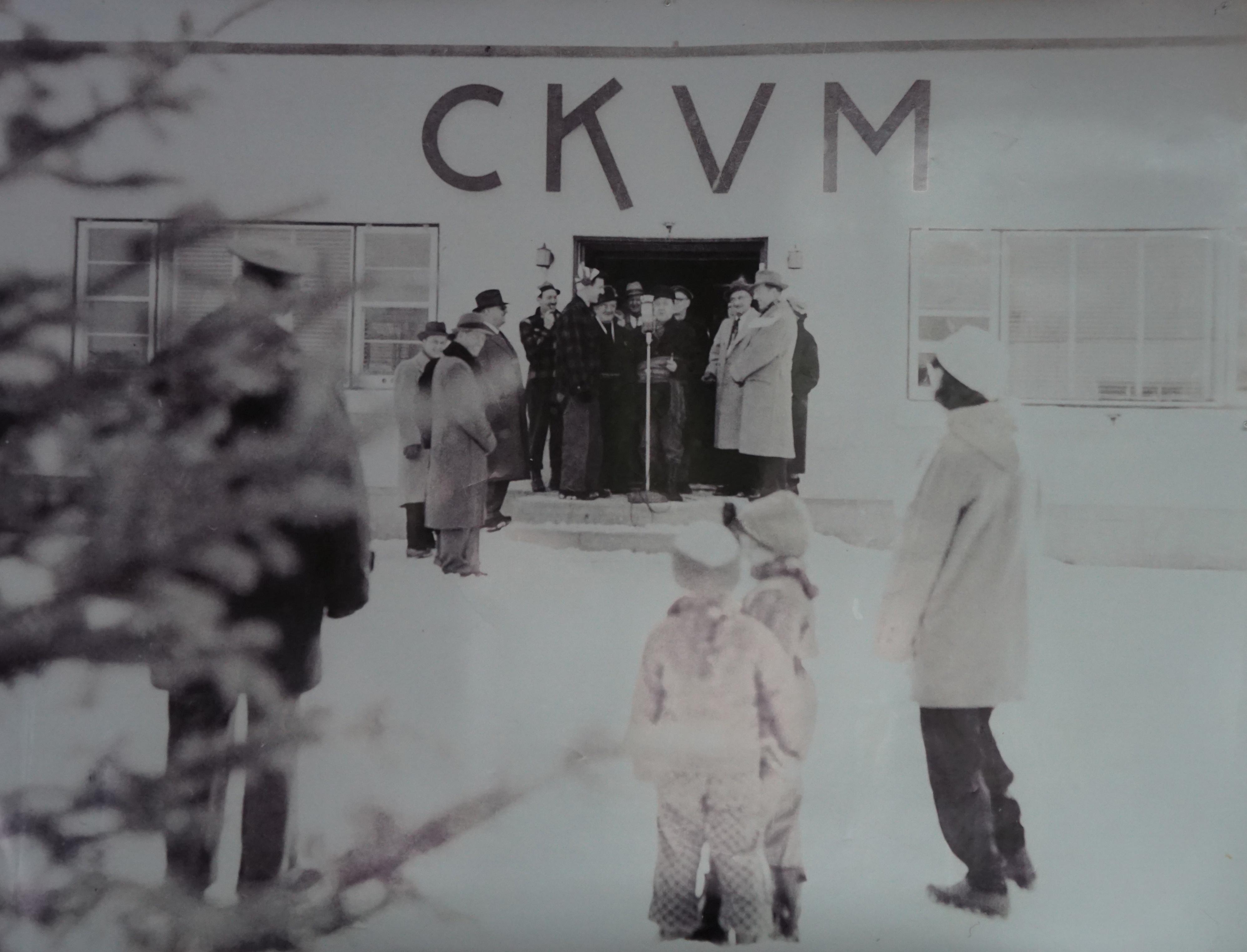 CKVM Radio-Témiscamingue