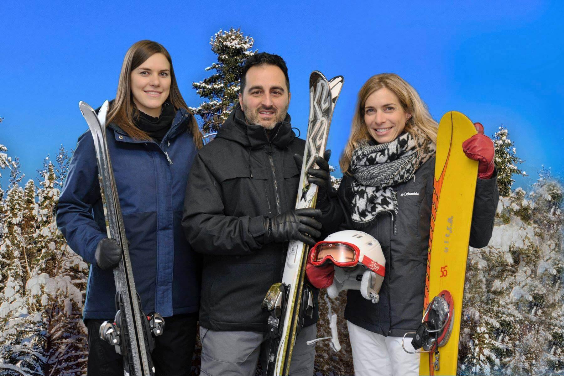 Défi ski leucan 2019