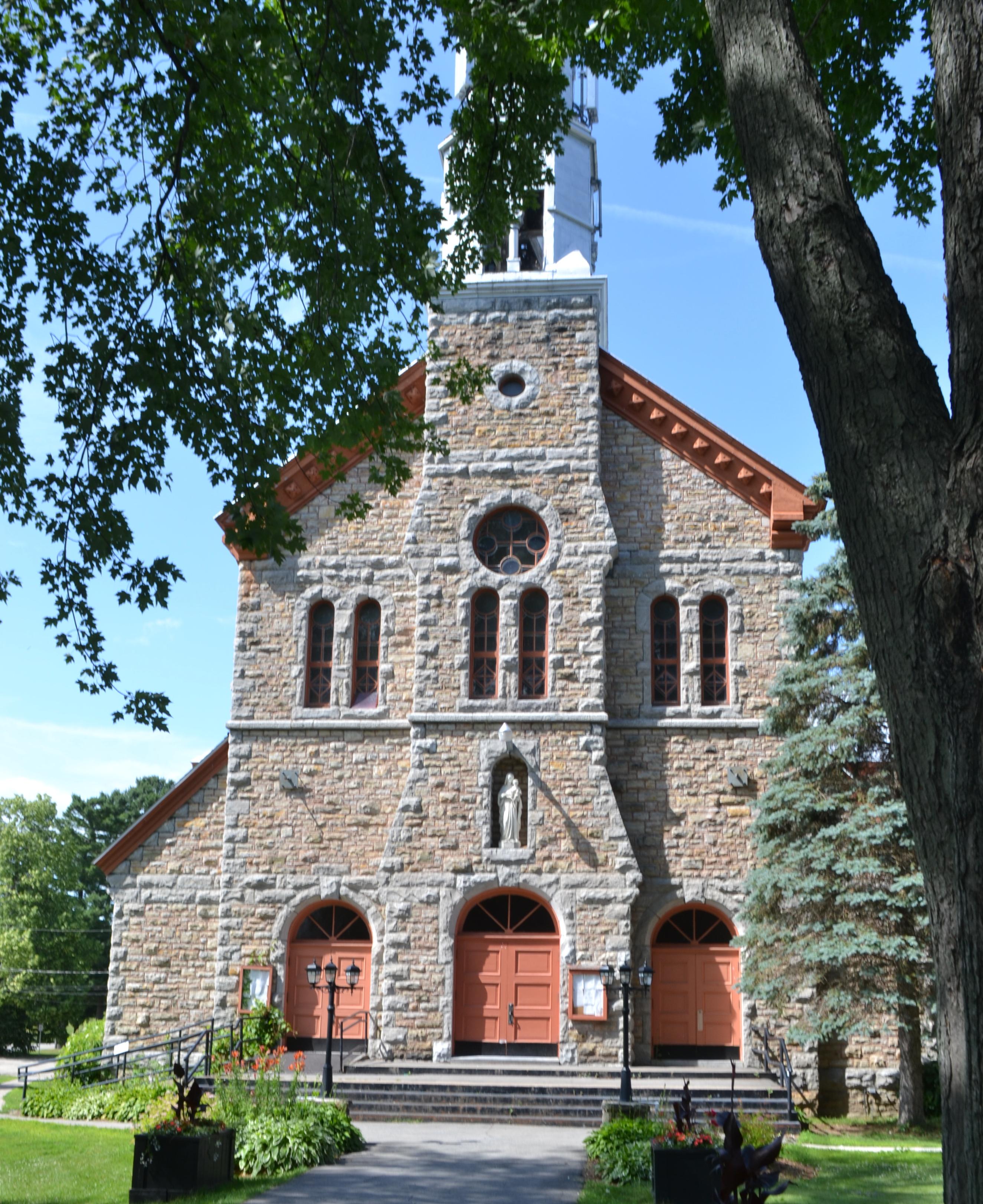 Église Montebello