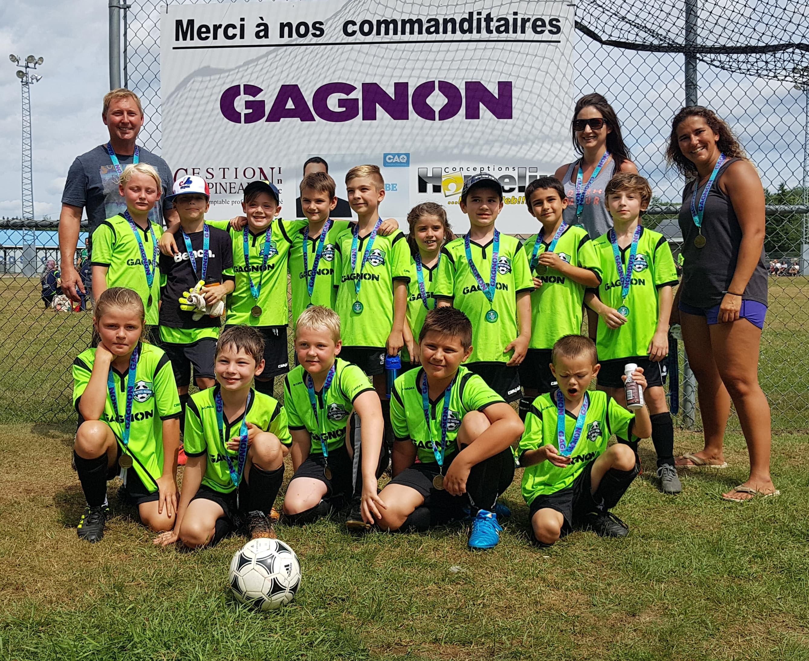 Soccer FC Petite Nation