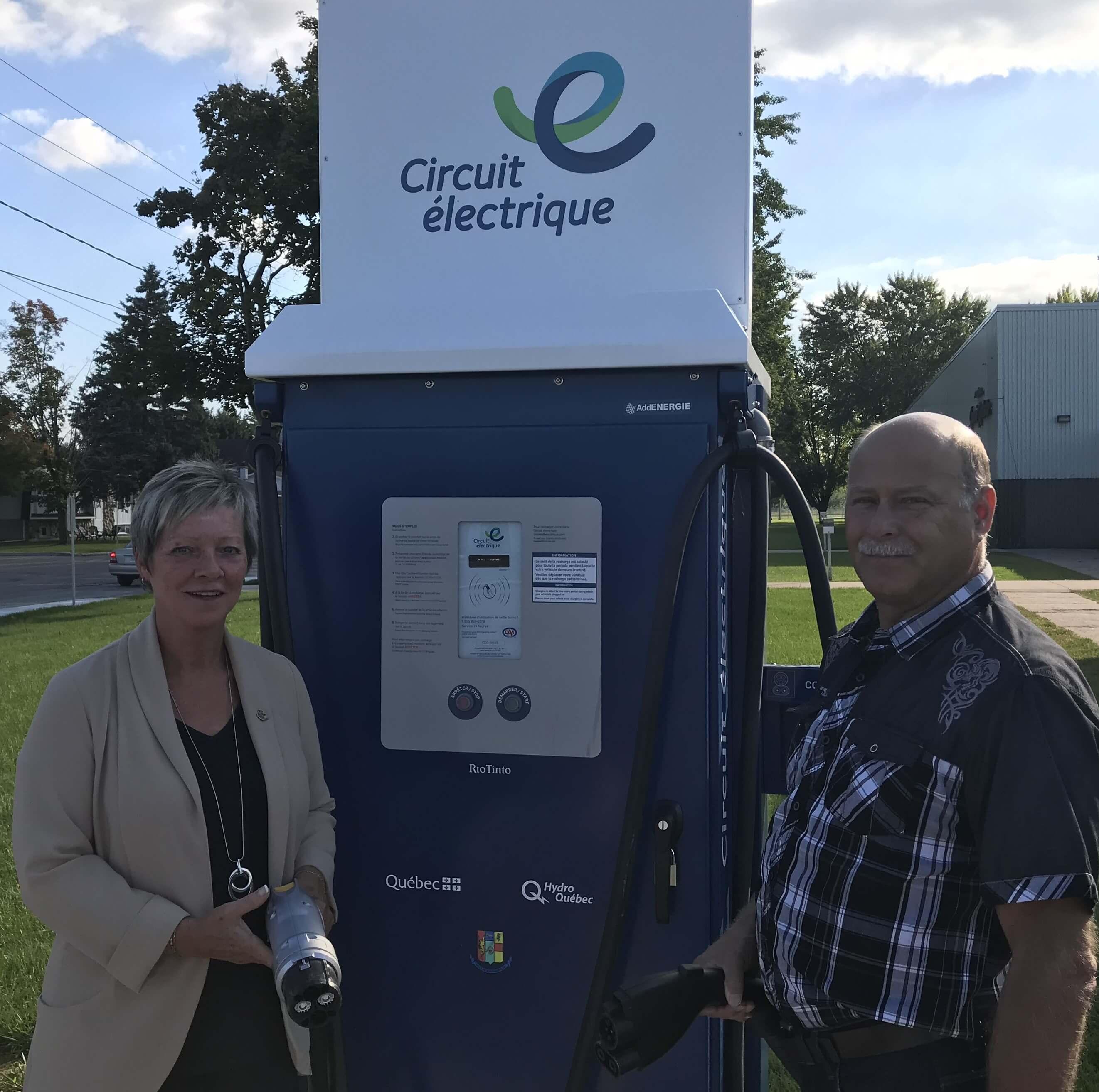 Une offre encore plus électrique à Berthierville