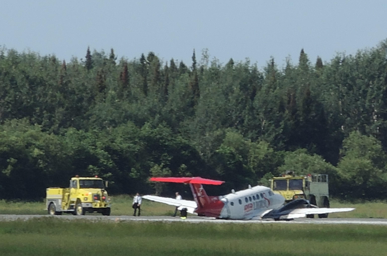 Air Liaison urgence YUY Rouyn-Noranda 3