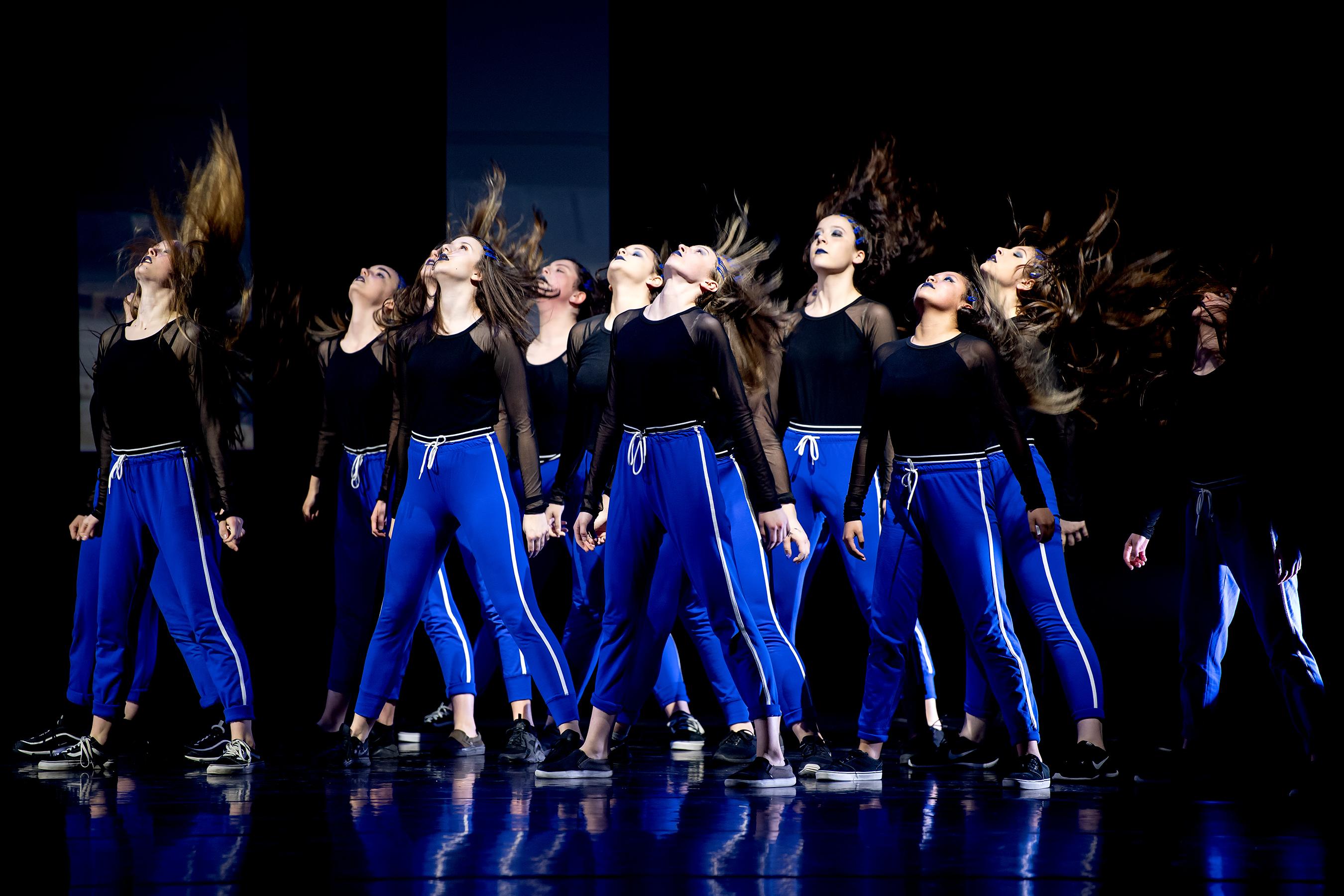 l'École de danse Quatre-Temps .