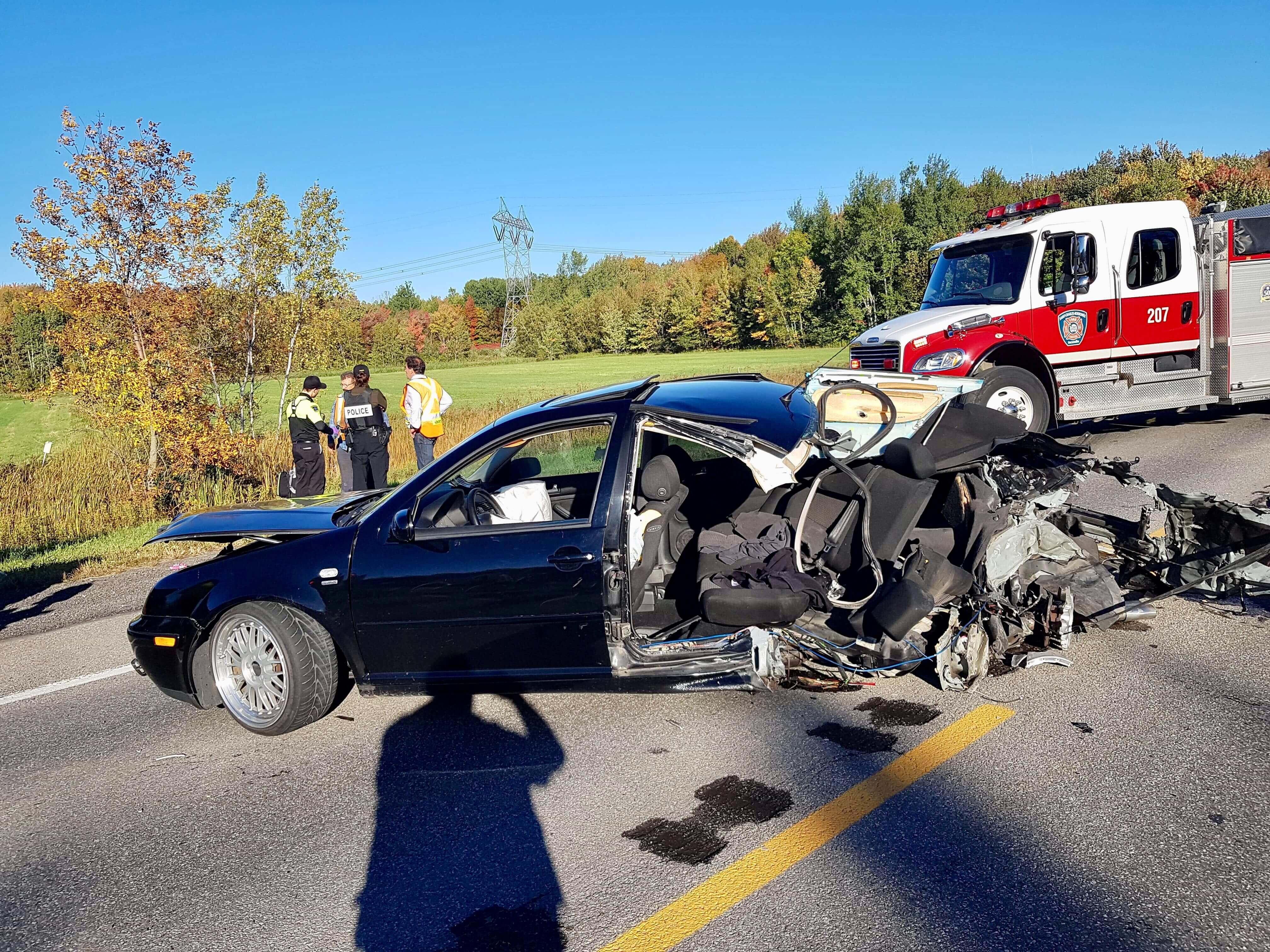 Accident 158