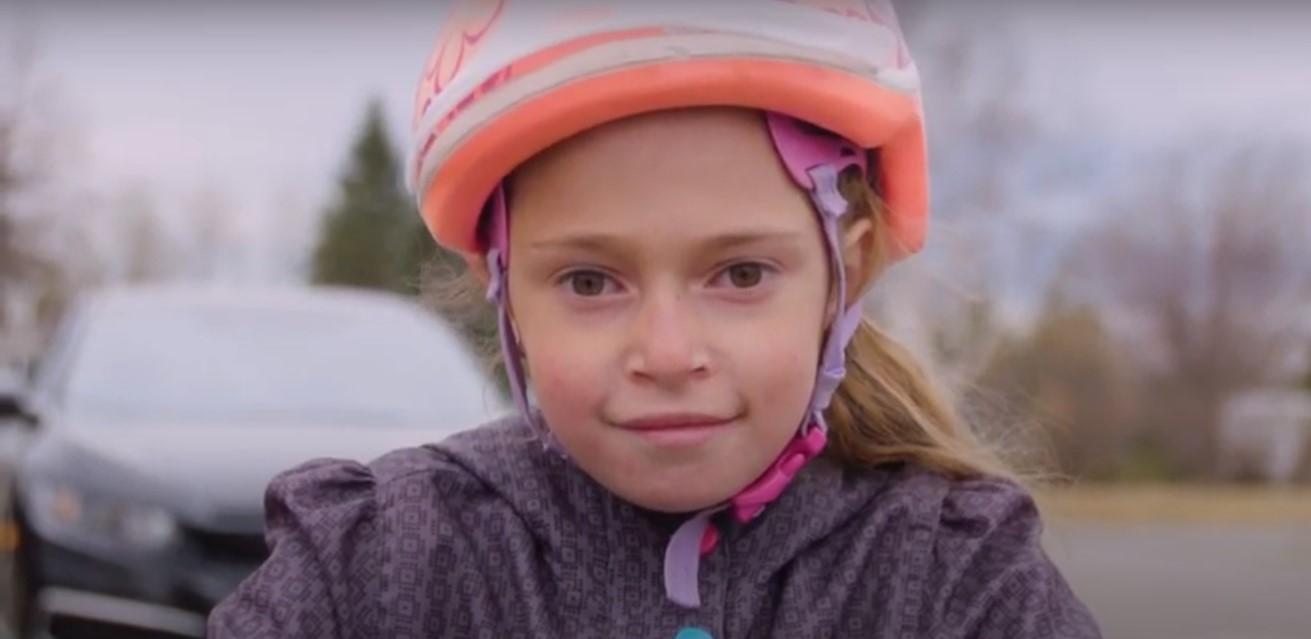 Logane Paquin Opération Enfant Soleil Abitibi-Témiscamingue