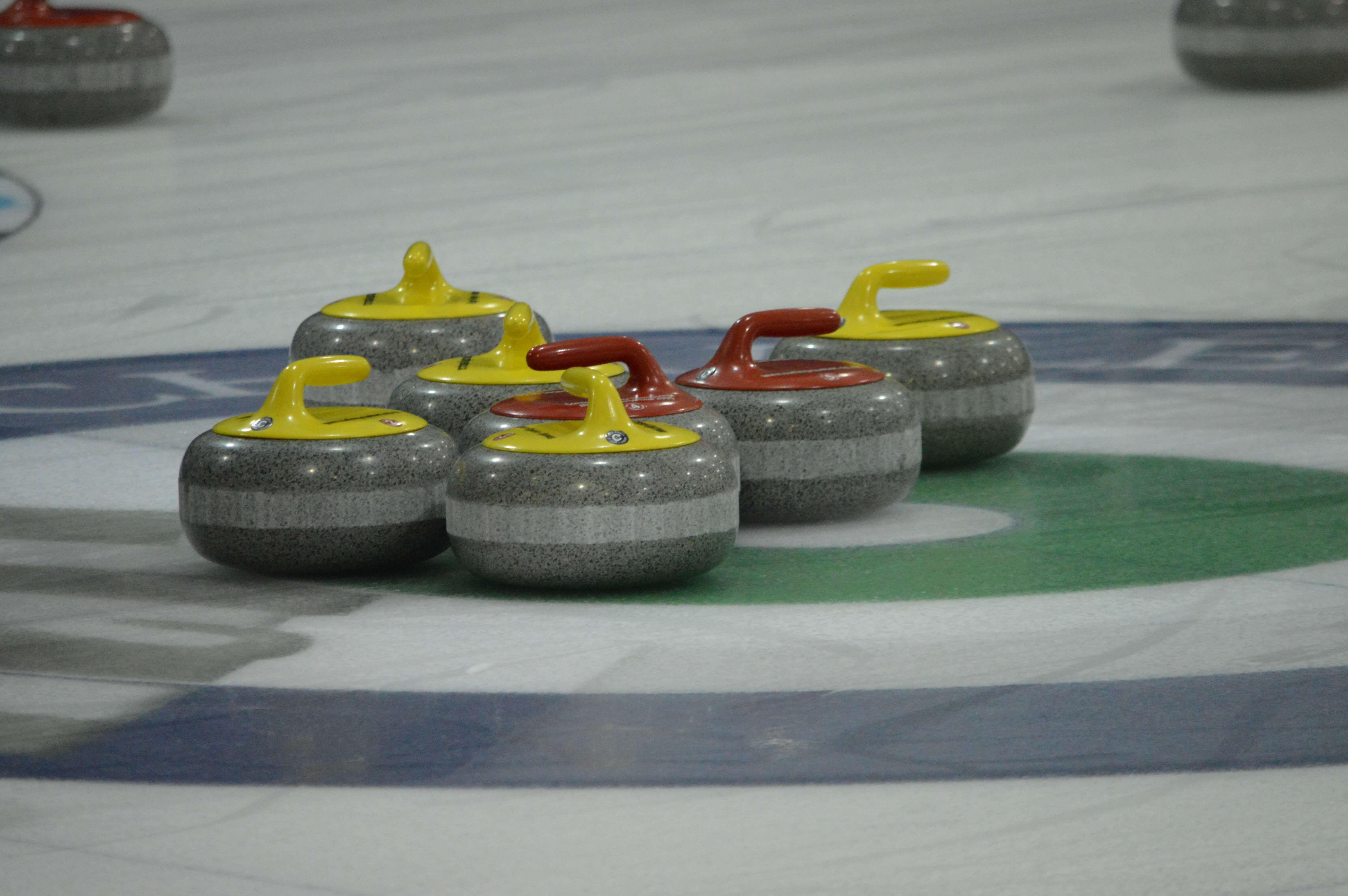 Curling Buckingham