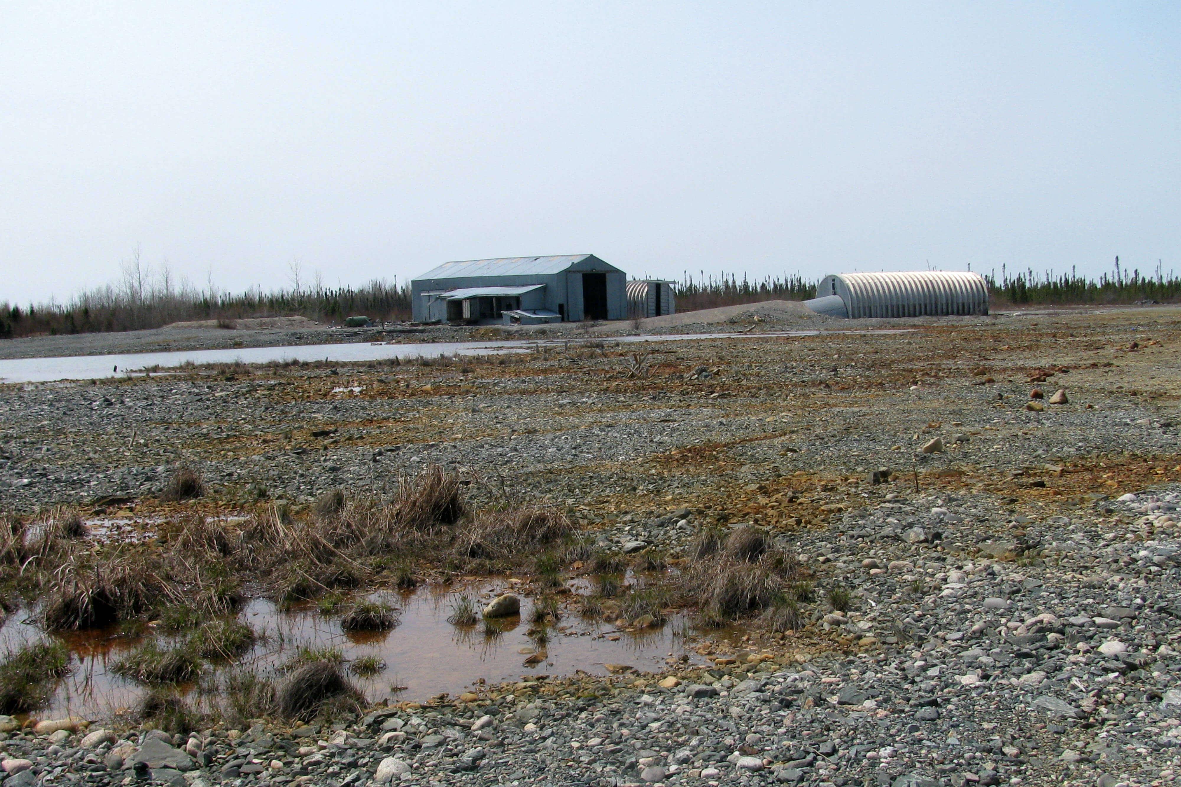 307 000 onces d'or et 466 millions de livres de zinc au nord de La Sarre