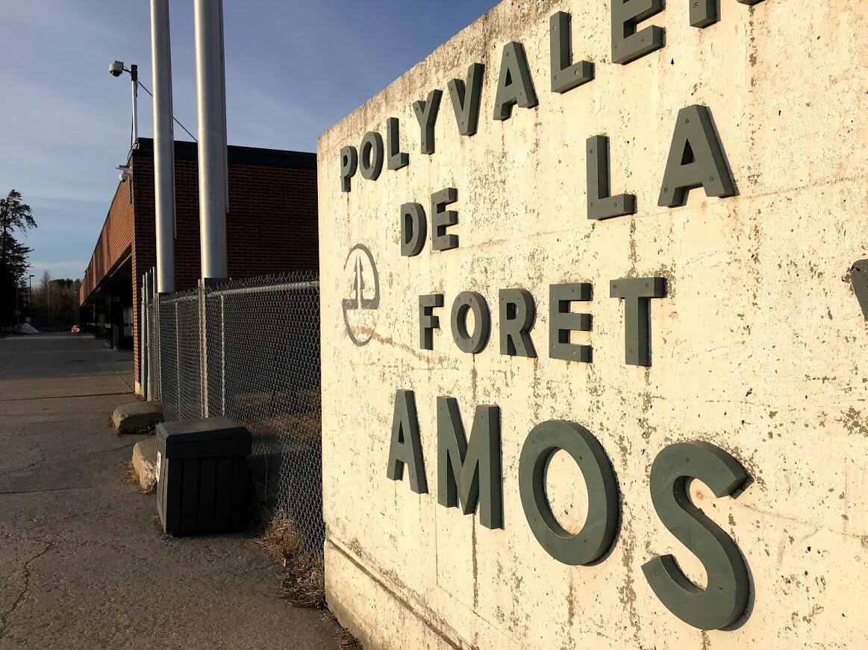Pavillon La Forêt Amos école