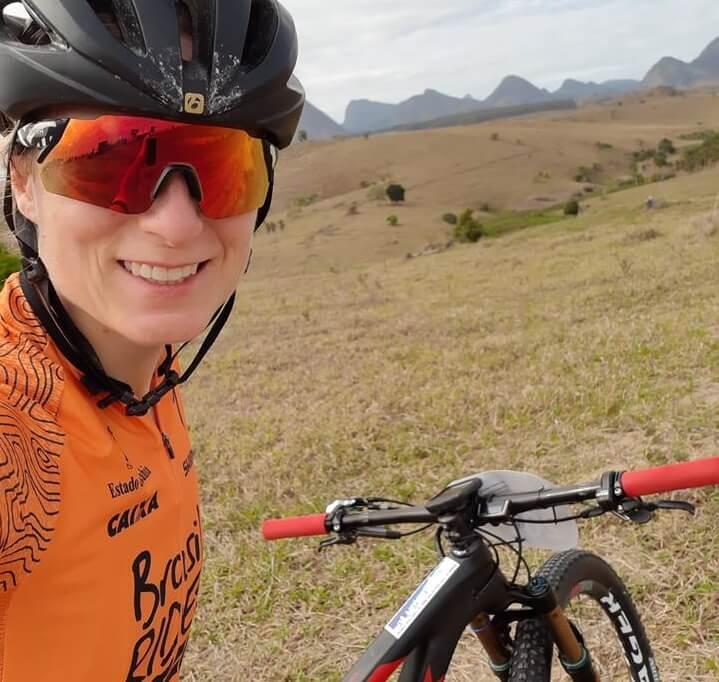 Cindy Montambault - Brazil Ride 2018