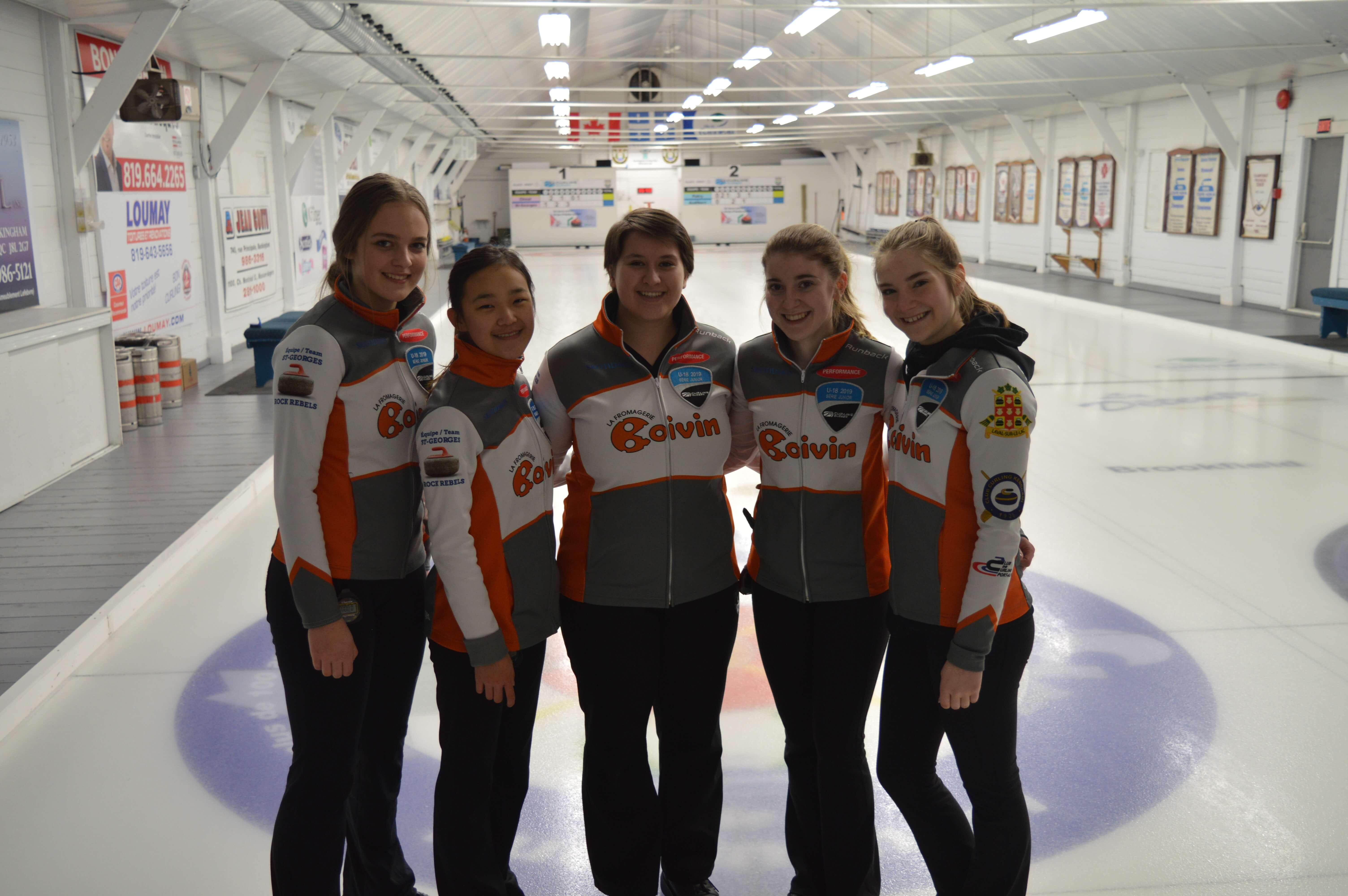 Curling U18