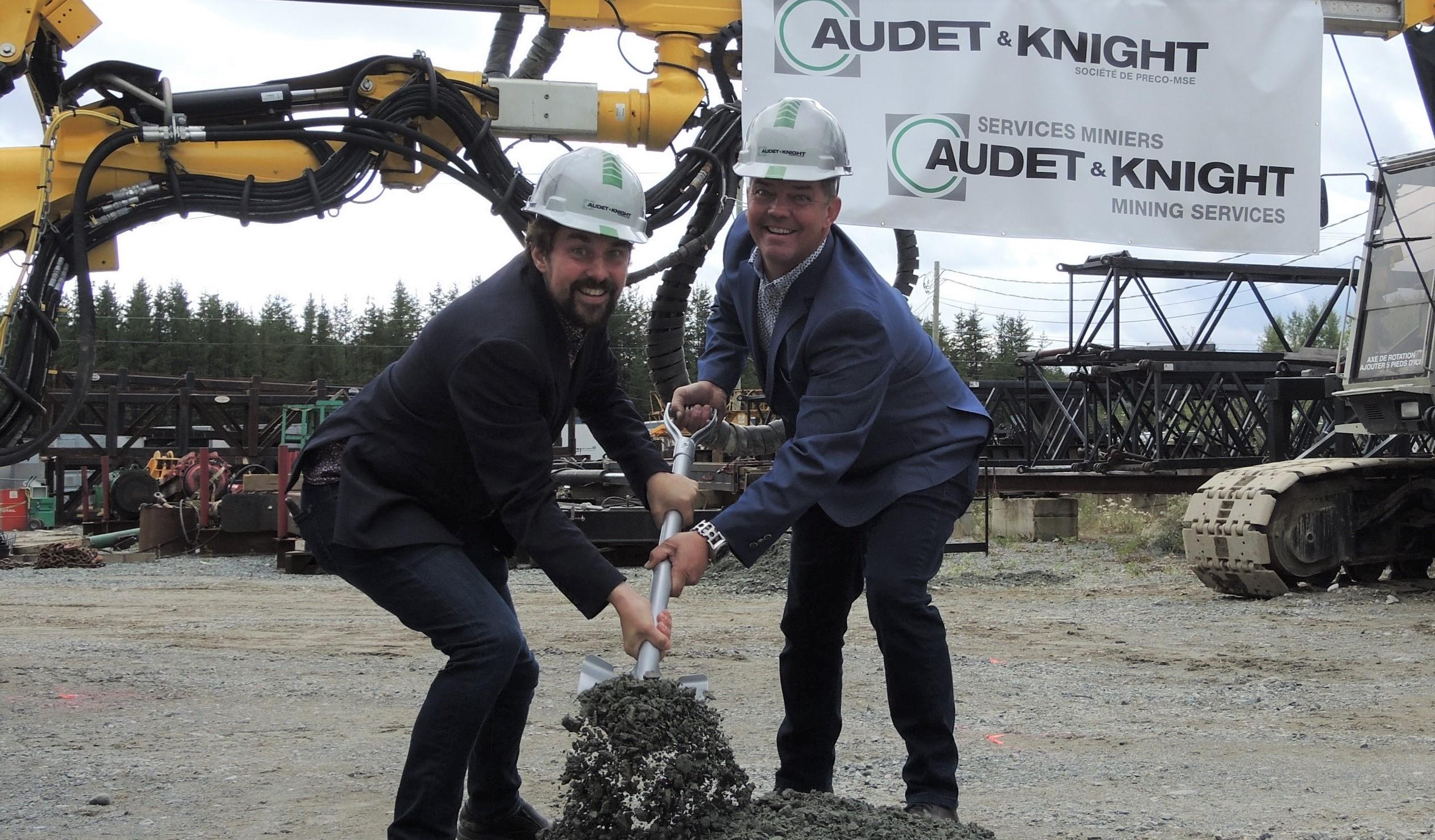 Audet et Knight 15 septembre 2021
