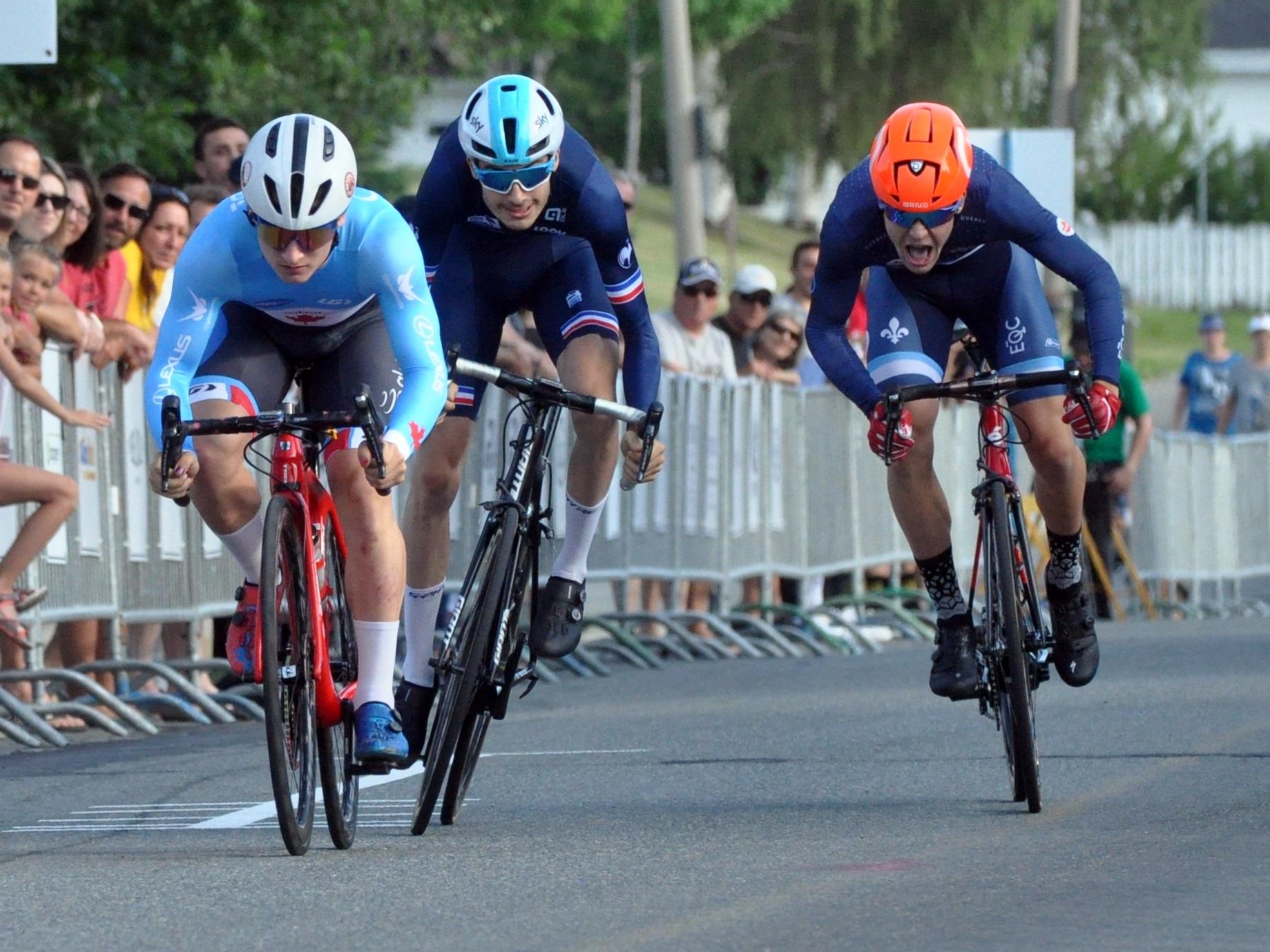 Tour Abitibi Challenge Sprint