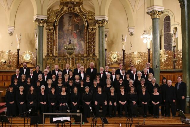 Chanteurs de la Place Bourget