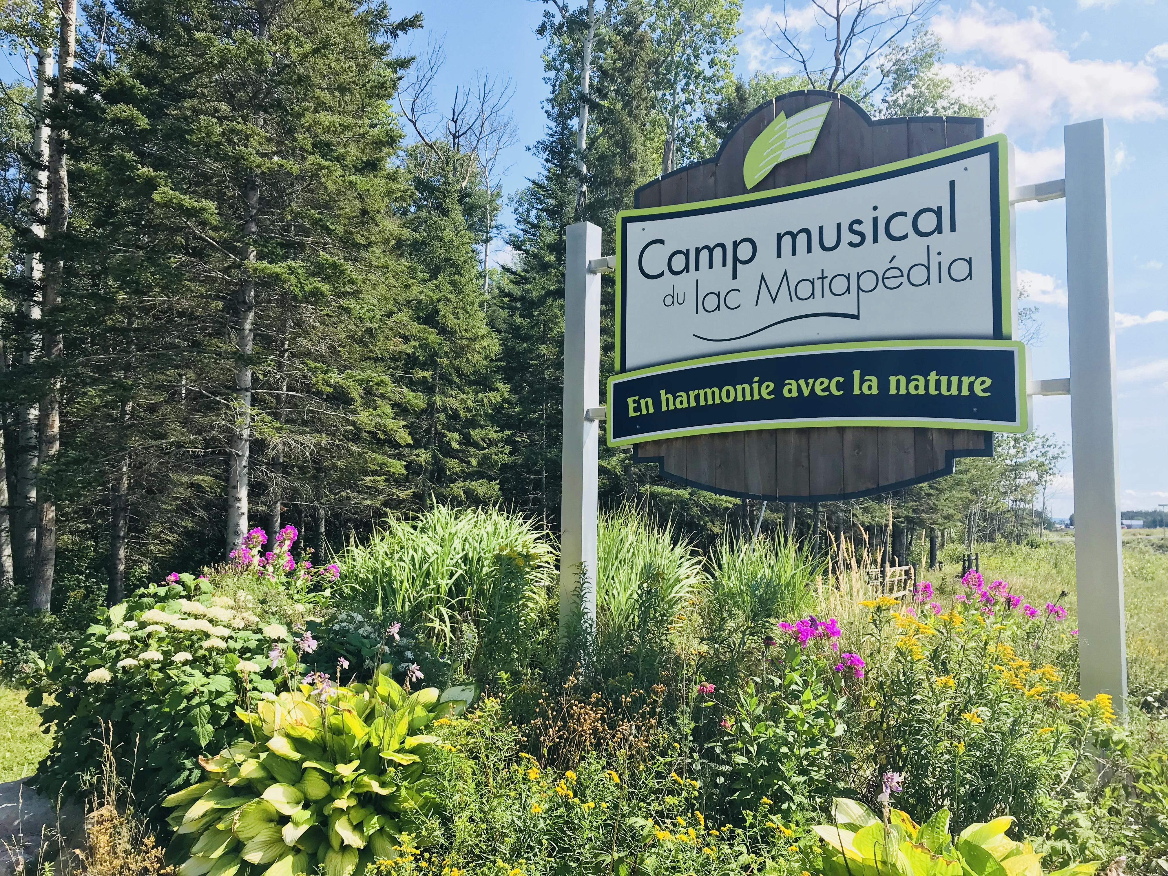camp musical