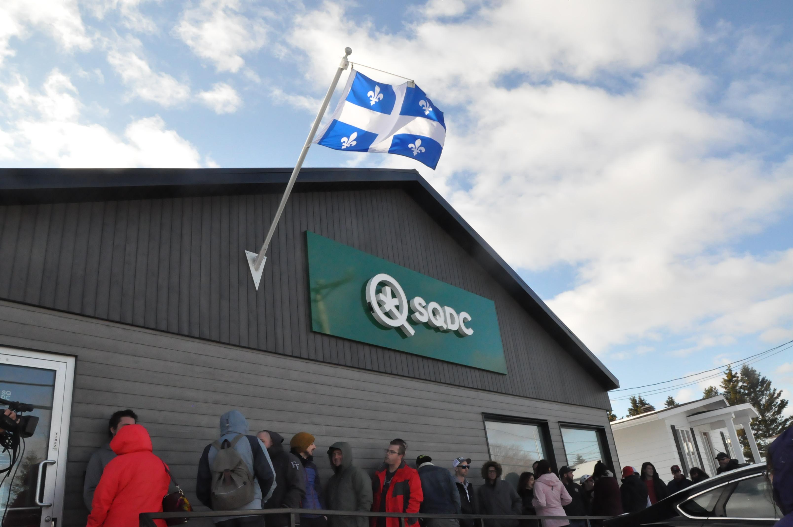 SQDC - Grande-Rivière
