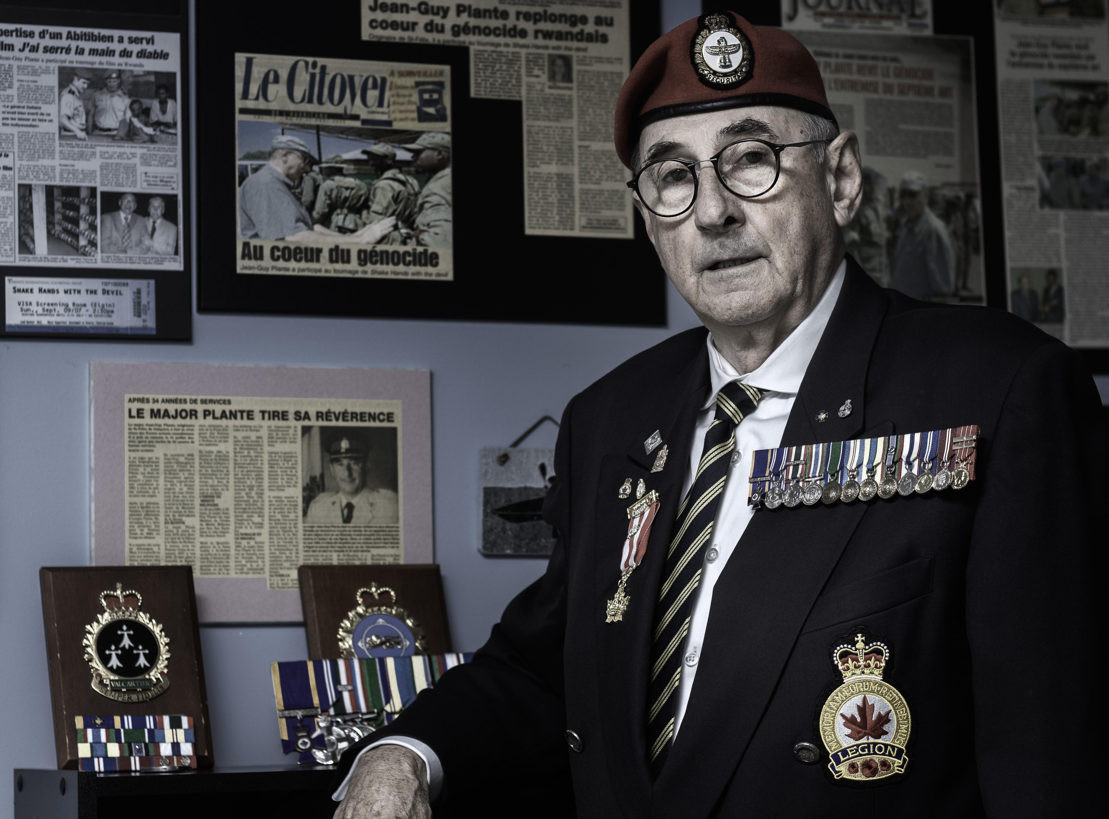 Major Jean-Guy Plante