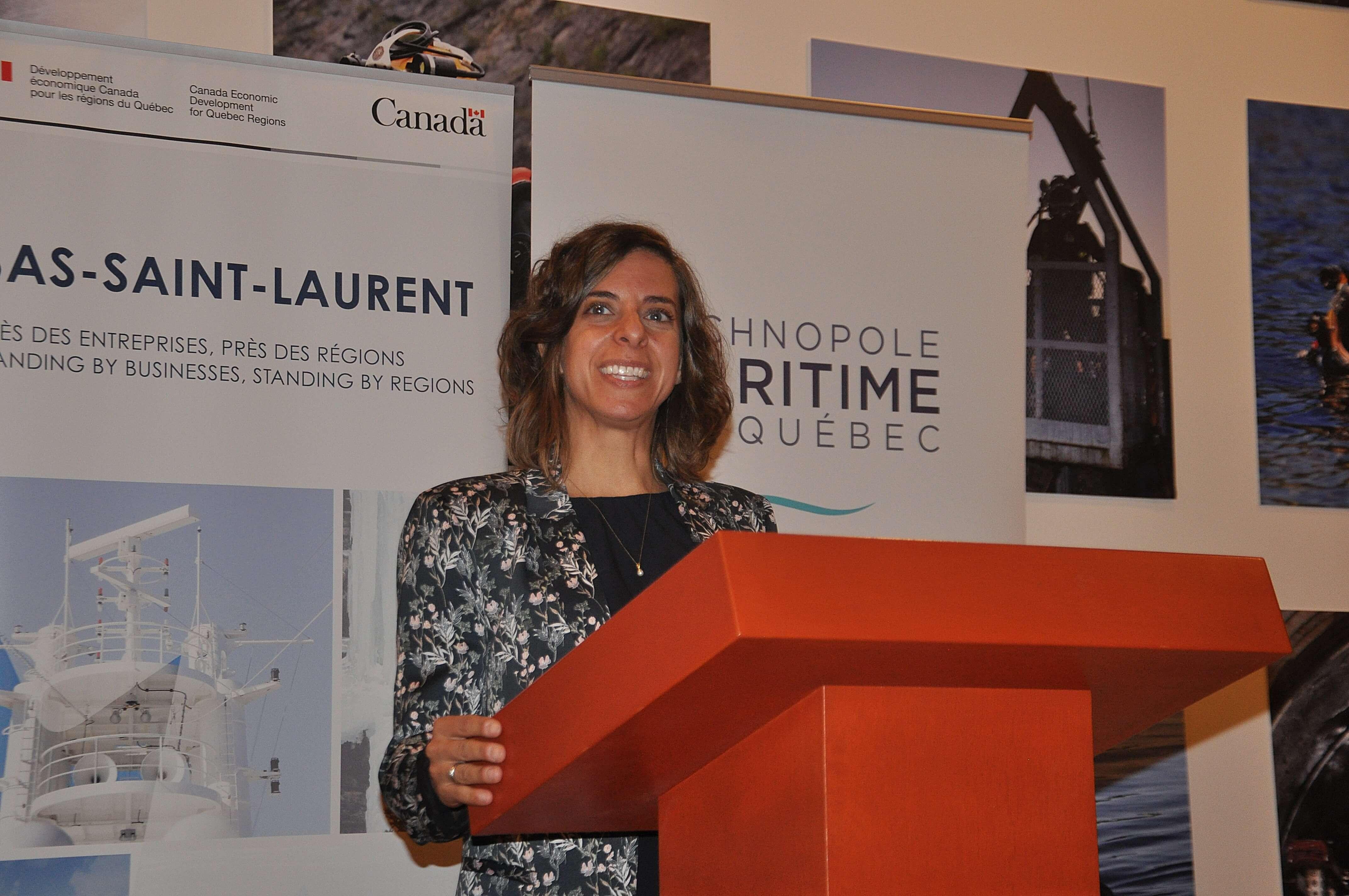 Rayonnement international pour le réseau Technopole maritime - L'Avantage Rimouski