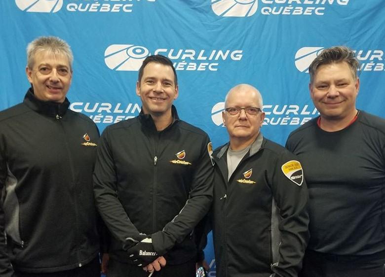 Curling - Équipe Doyon