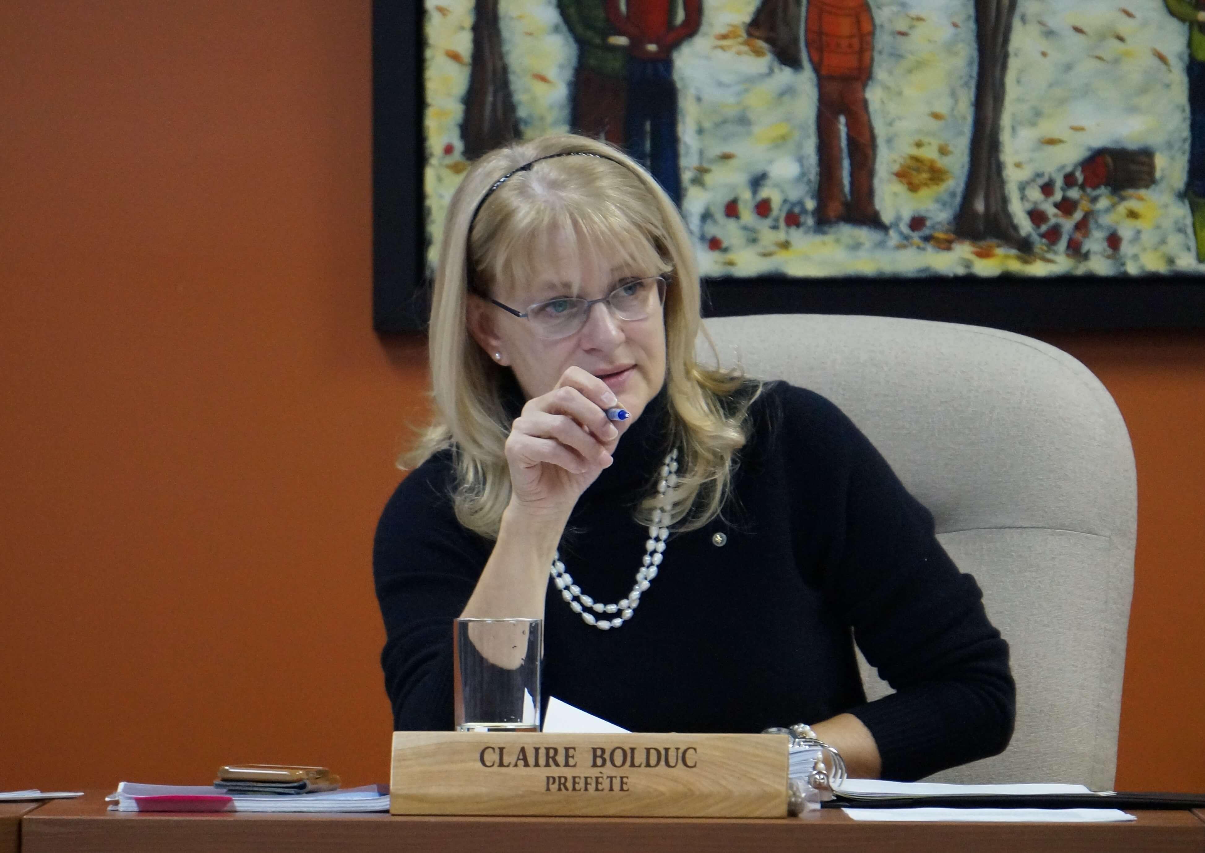 Claire Bolduc