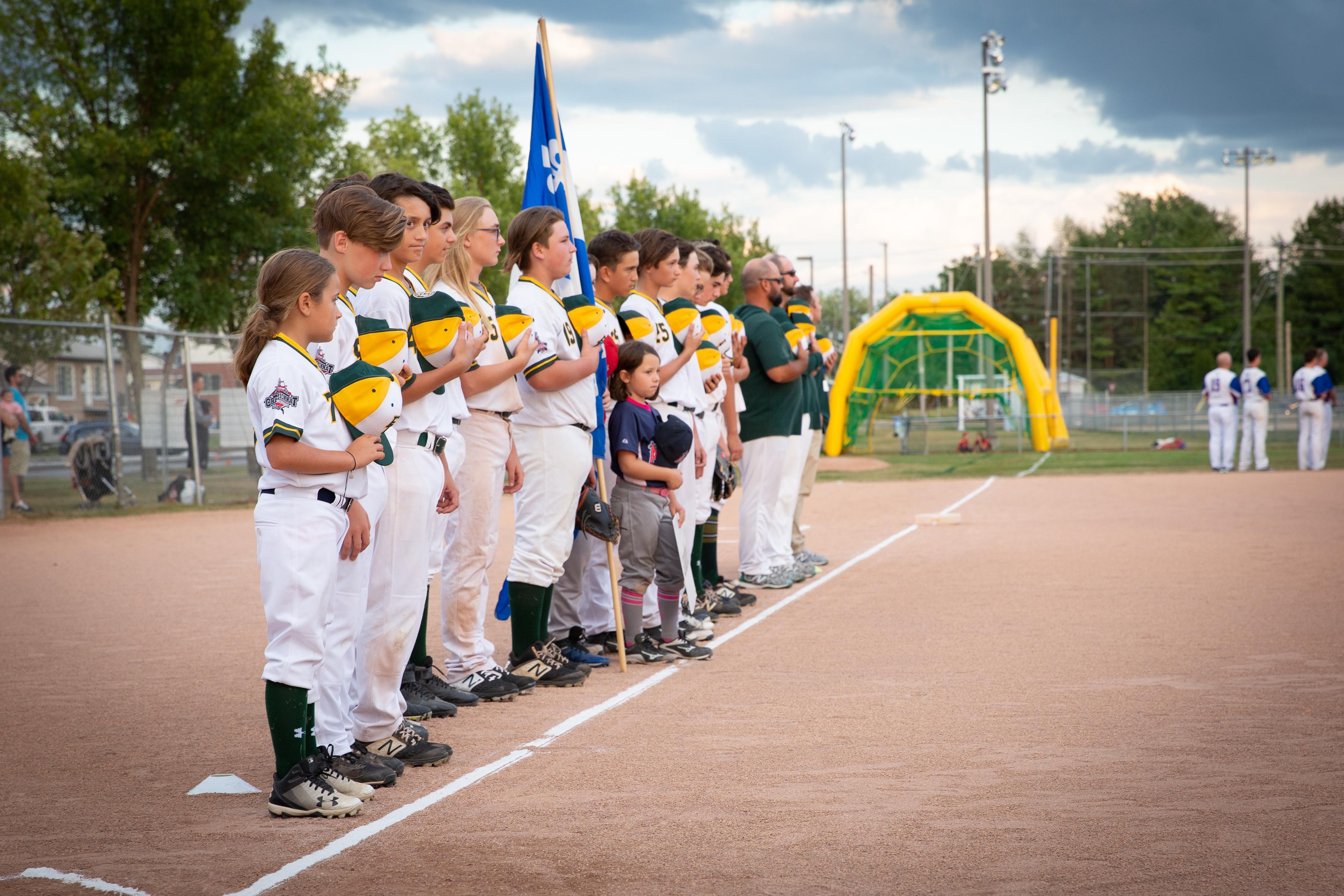 Baseball Le Gardeur