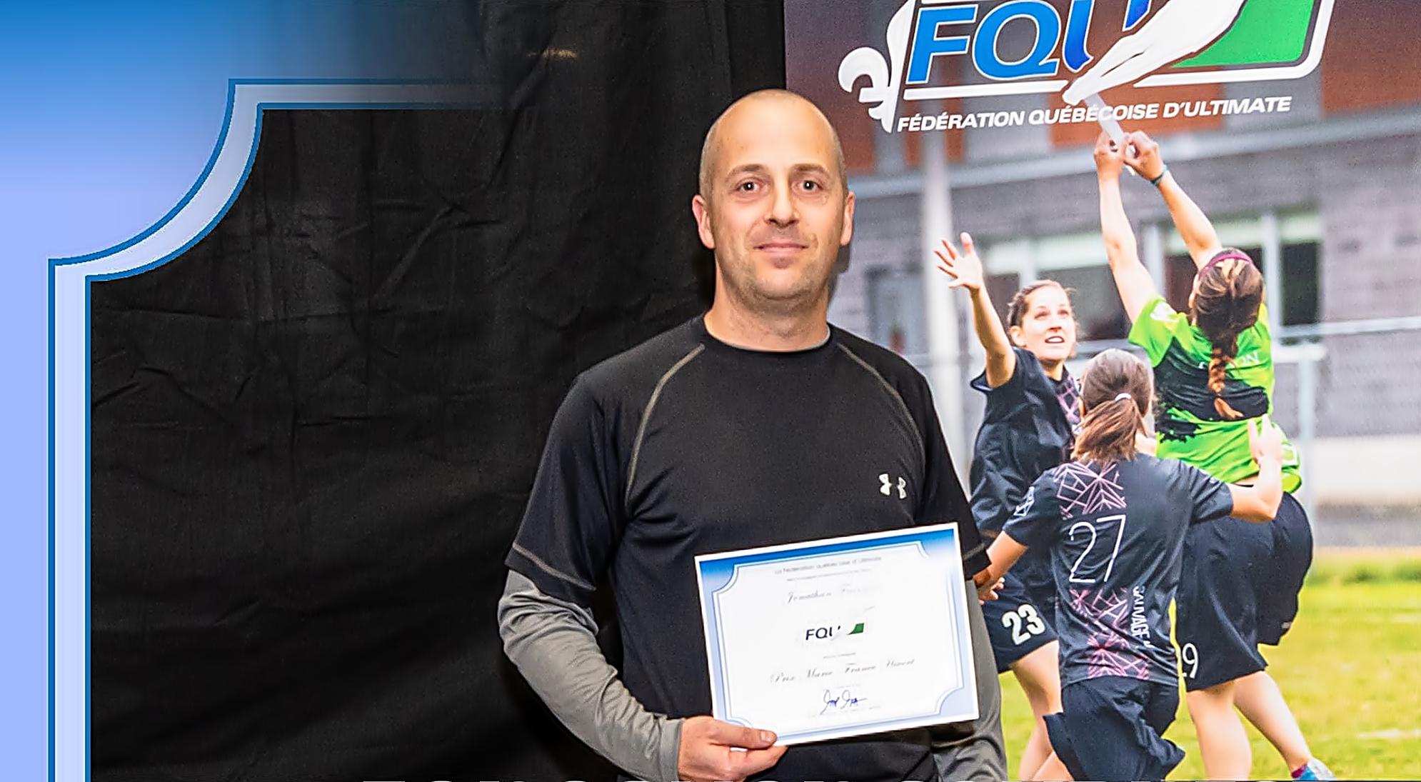 Jonathan Fournier - LUVO