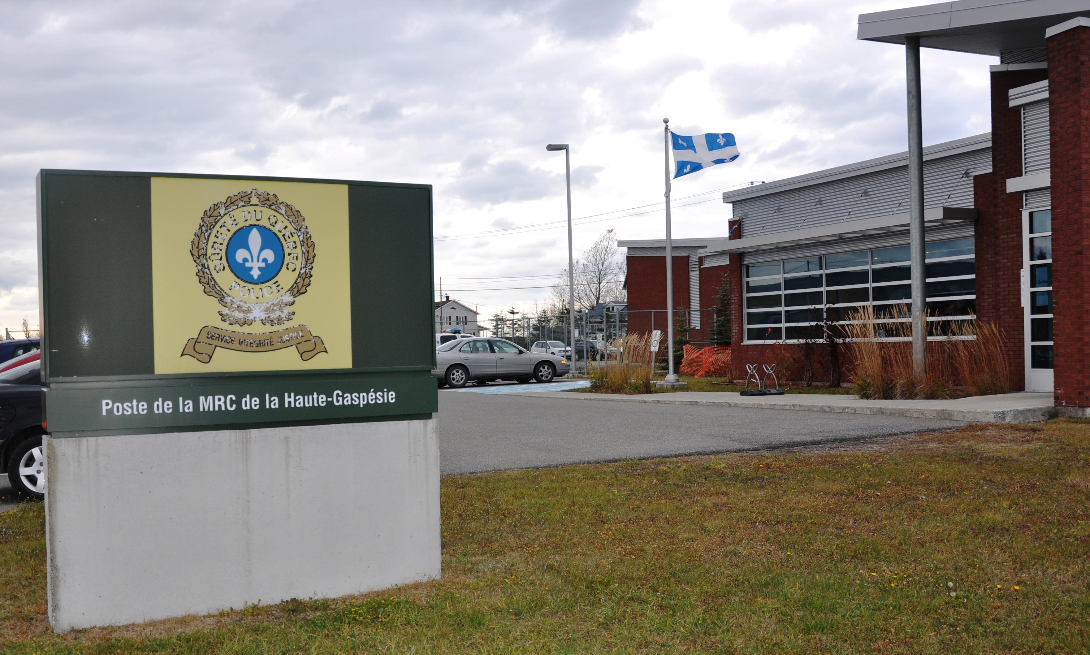 Sûreté du Québec SADM